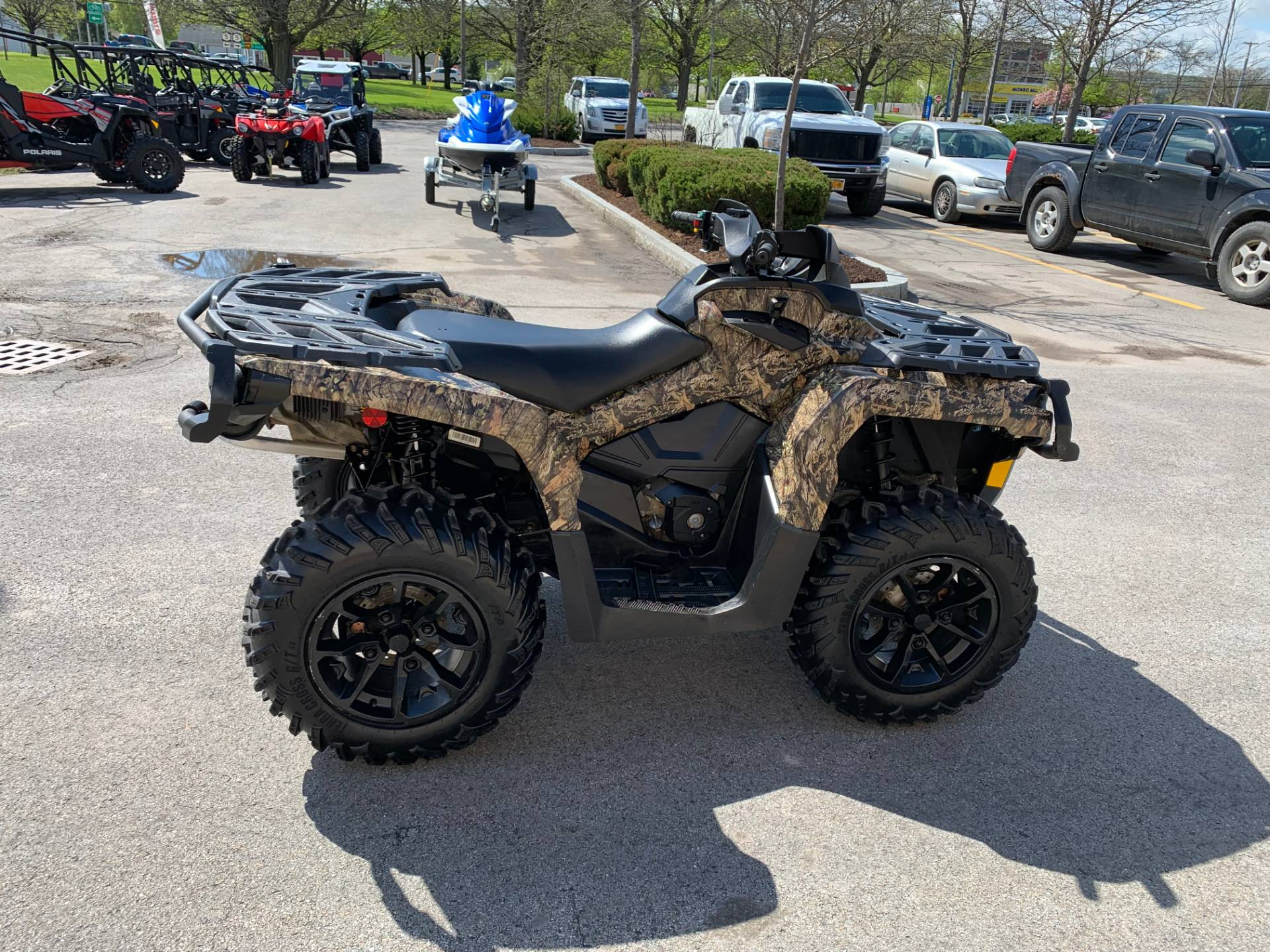 2018 Can-Am Outlander XT 850 in Herkimer, New York - Photo 10