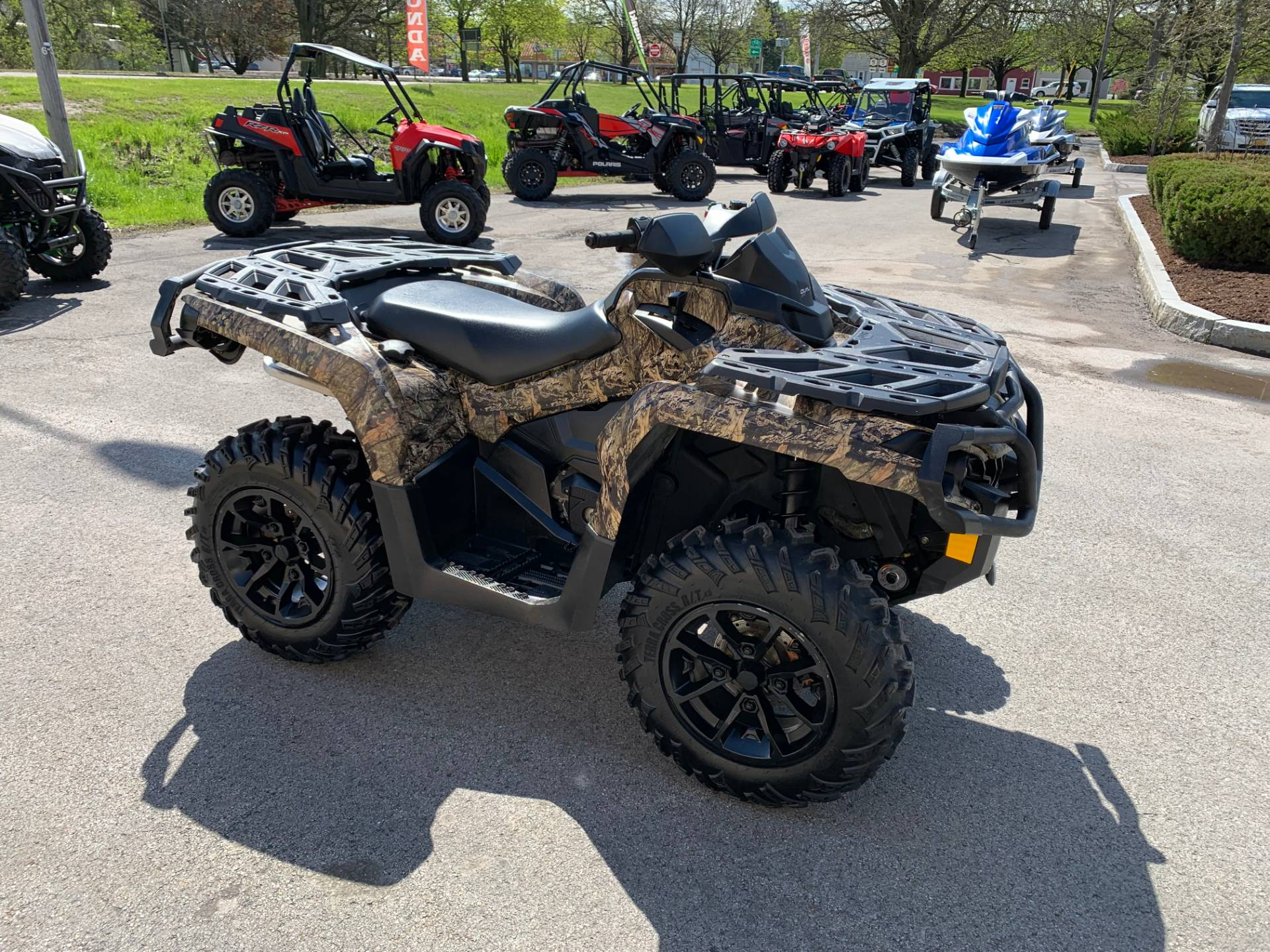 2018 Can-Am Outlander XT 850 in Herkimer, New York - Photo 11