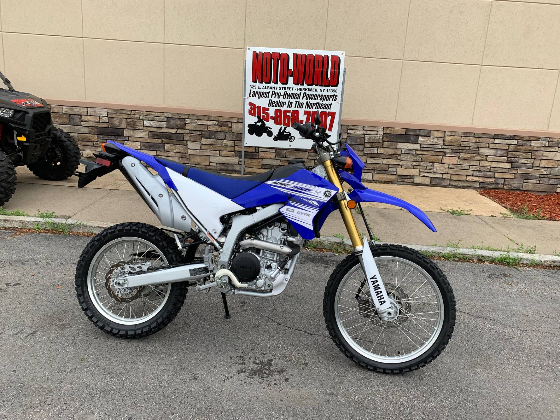 2017 Yamaha WR250R in Herkimer, New York - Photo 1