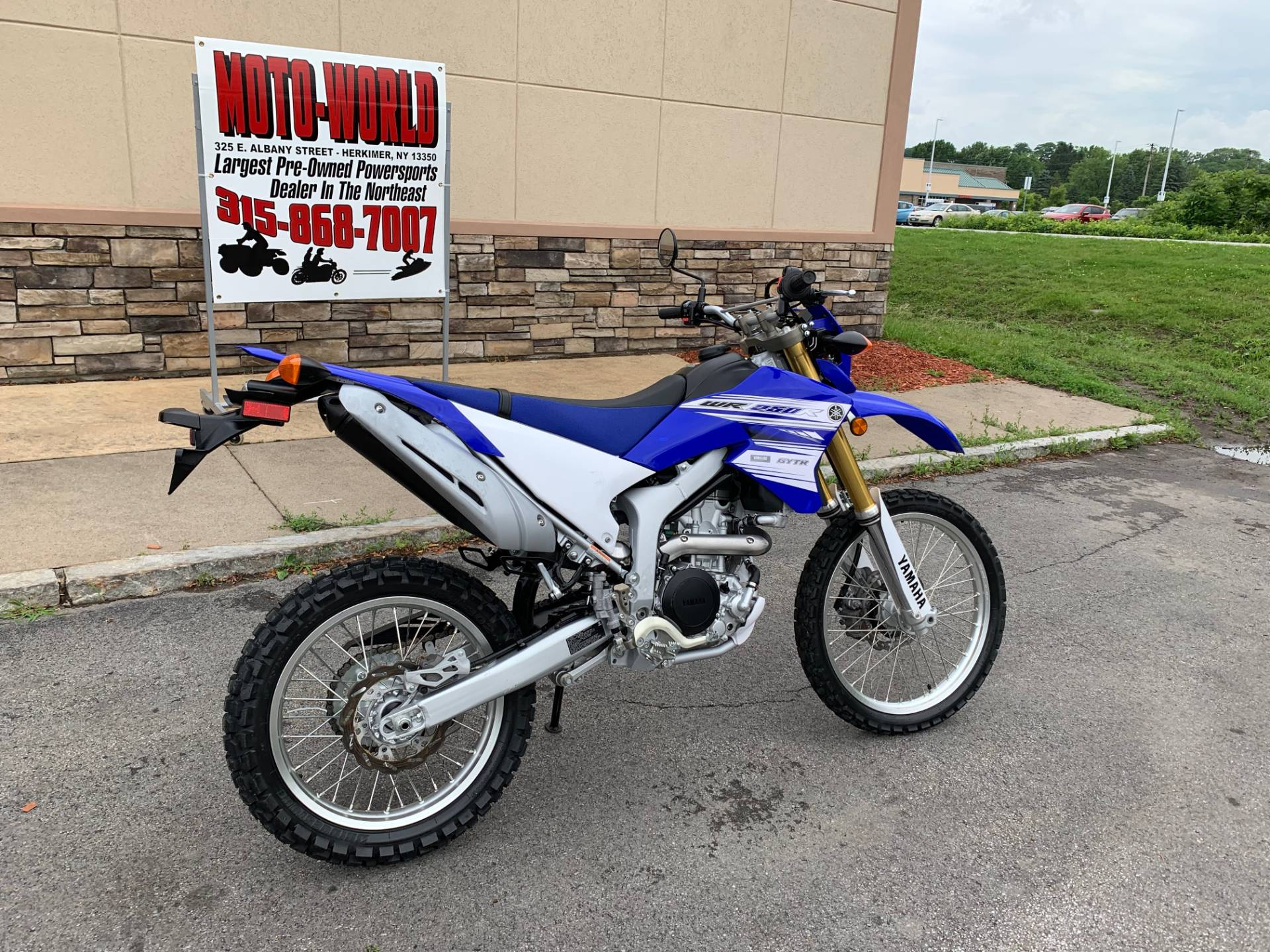 2017 Yamaha WR250R in Herkimer, New York - Photo 3