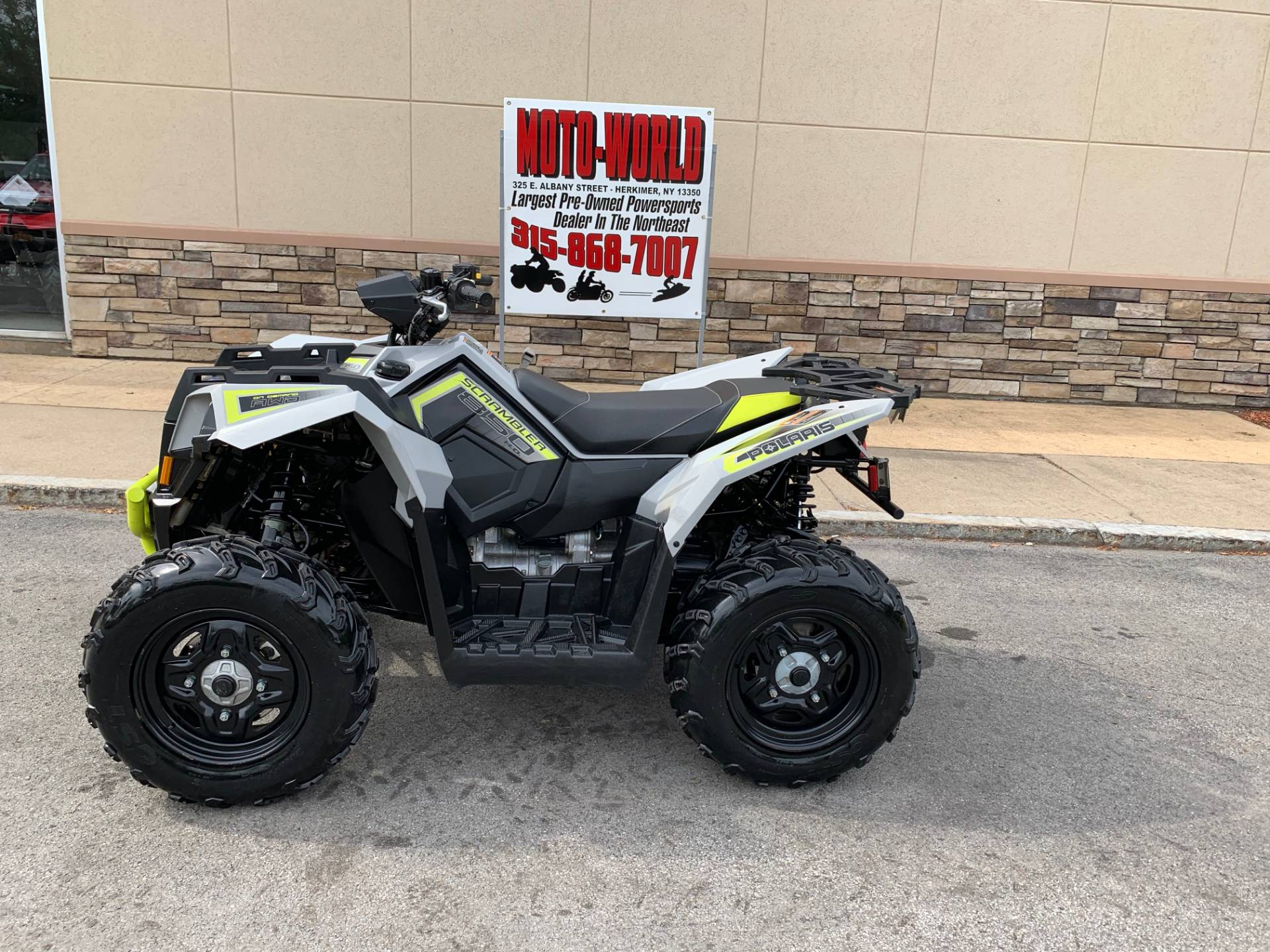 2019 Polaris Scrambler 850 in Herkimer, New York - Photo 1