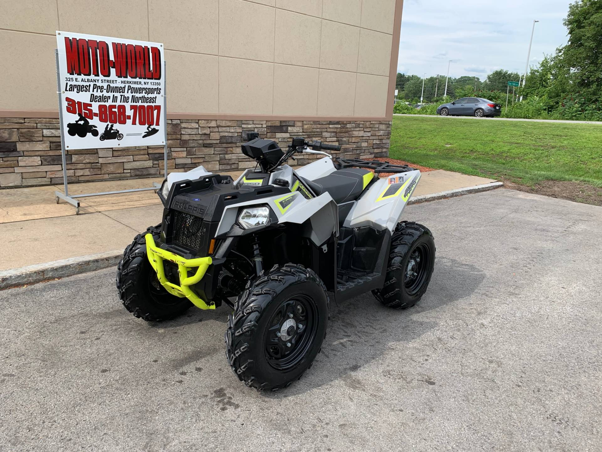 2019 Polaris Scrambler 850 in Herkimer, New York - Photo 4