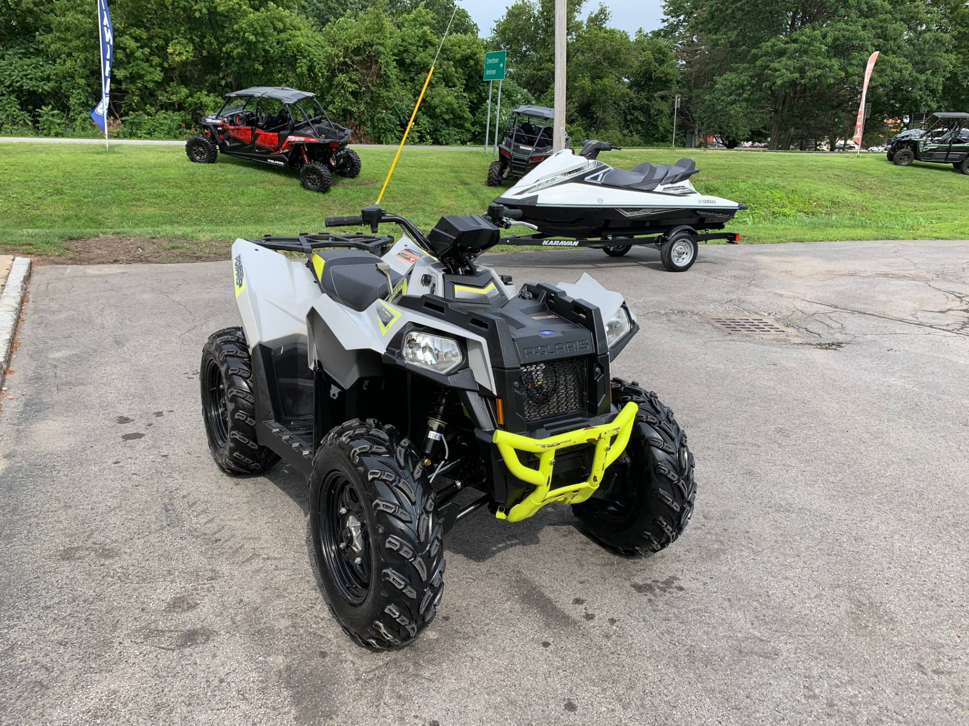 2019 Polaris Scrambler 850 in Herkimer, New York - Photo 5