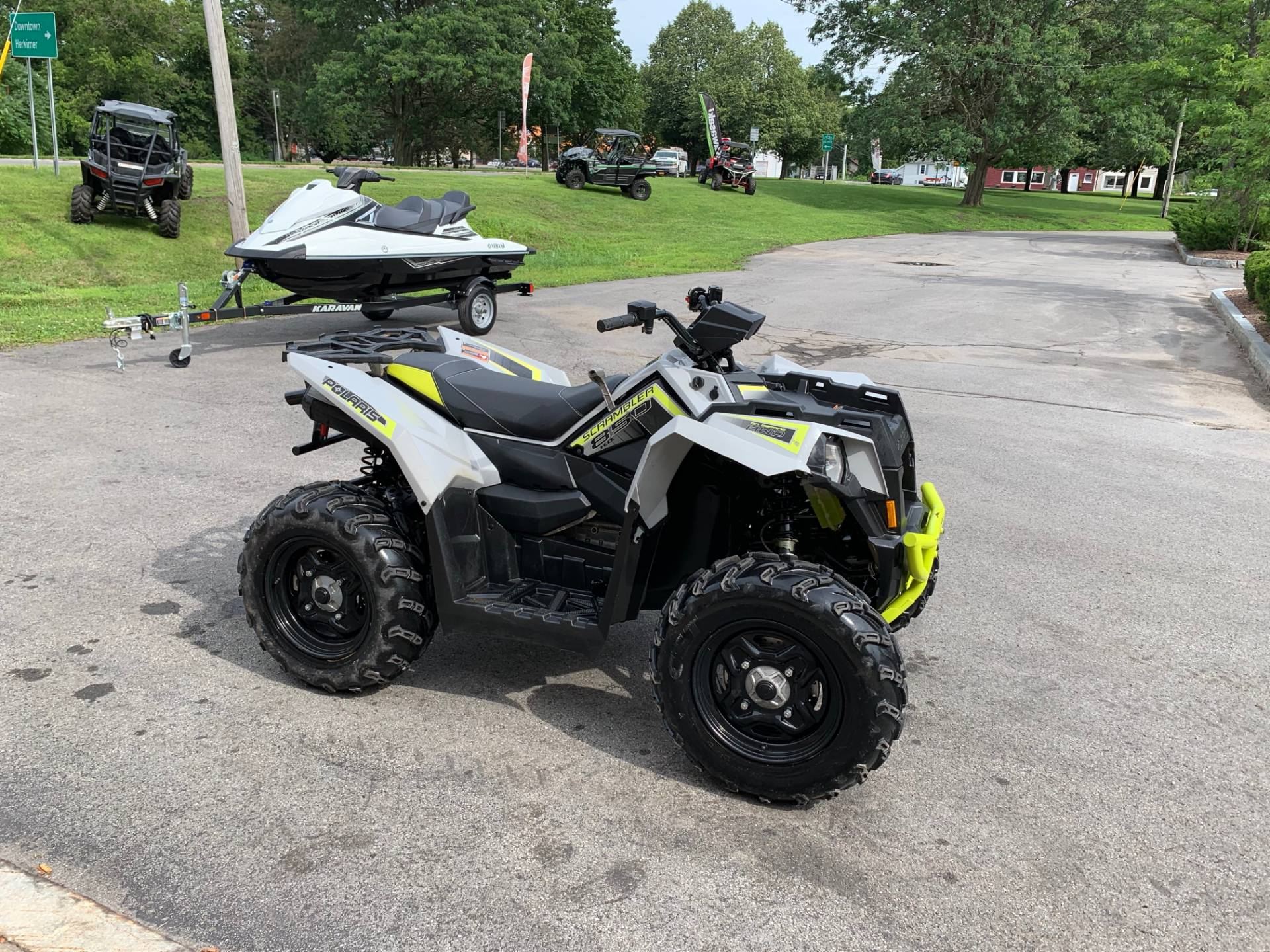2019 Polaris Scrambler 850 in Herkimer, New York - Photo 7