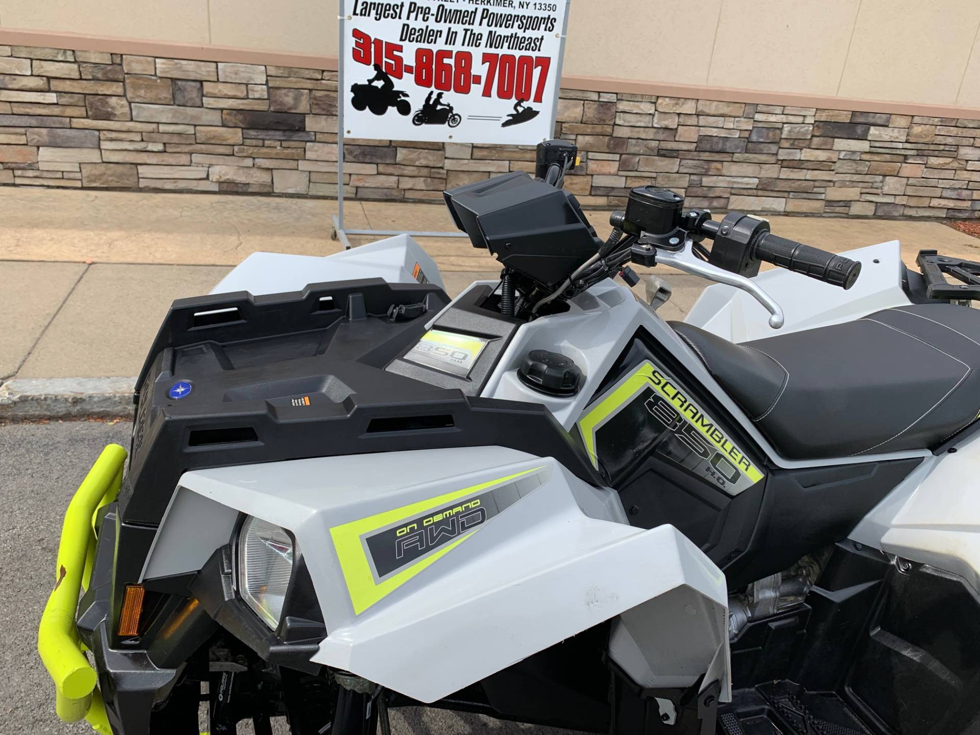2019 Polaris Scrambler 850 in Herkimer, New York - Photo 15