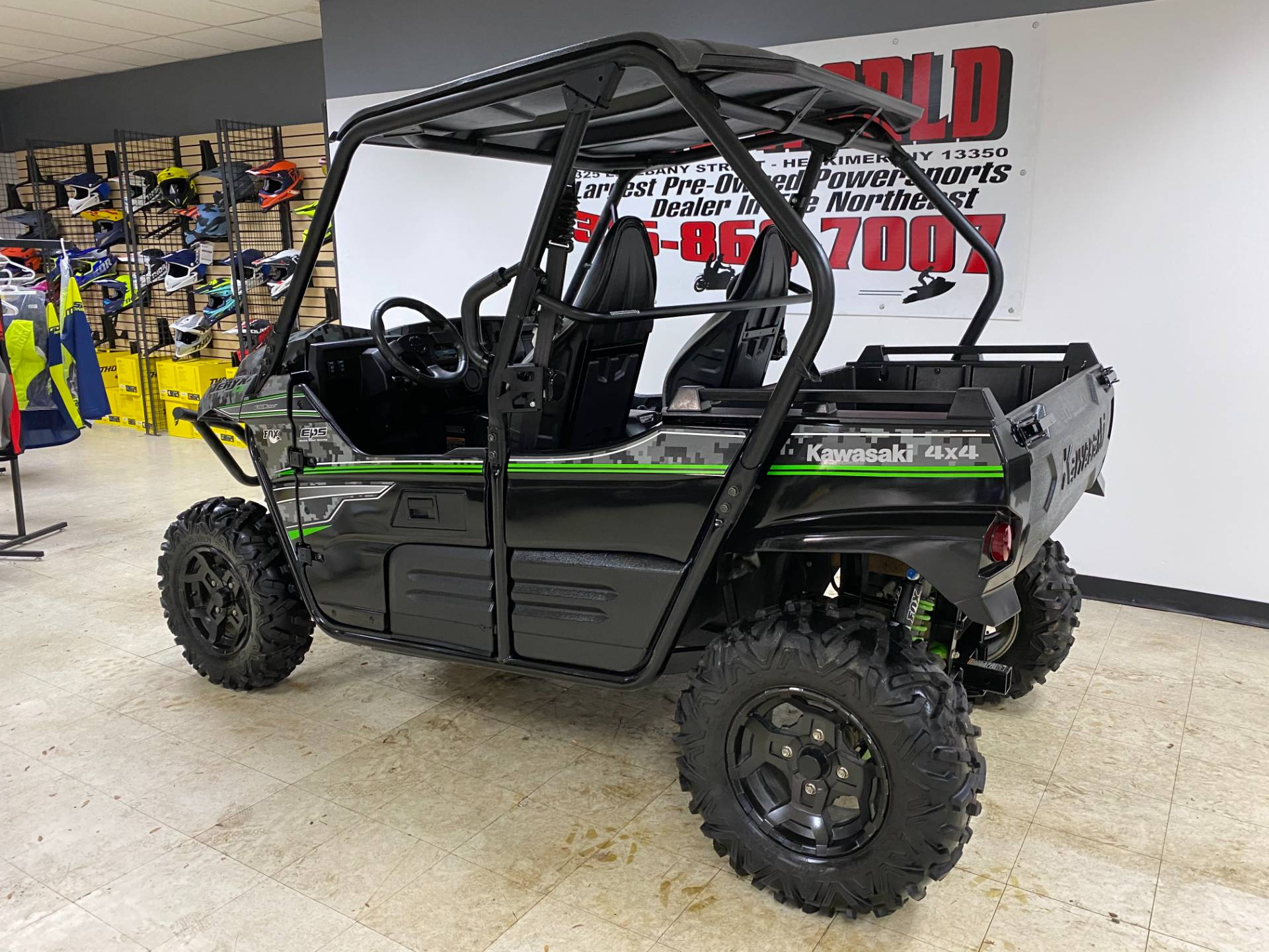 2018 Kawasaki Teryx LE Camo in Herkimer, New York - Photo 2