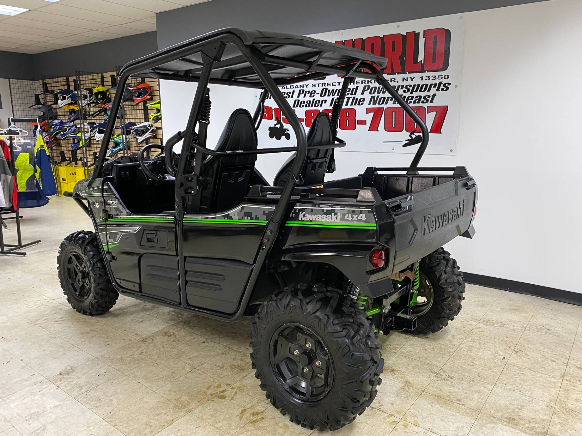 2018 Kawasaki Teryx LE Camo in Herkimer, New York - Photo 3