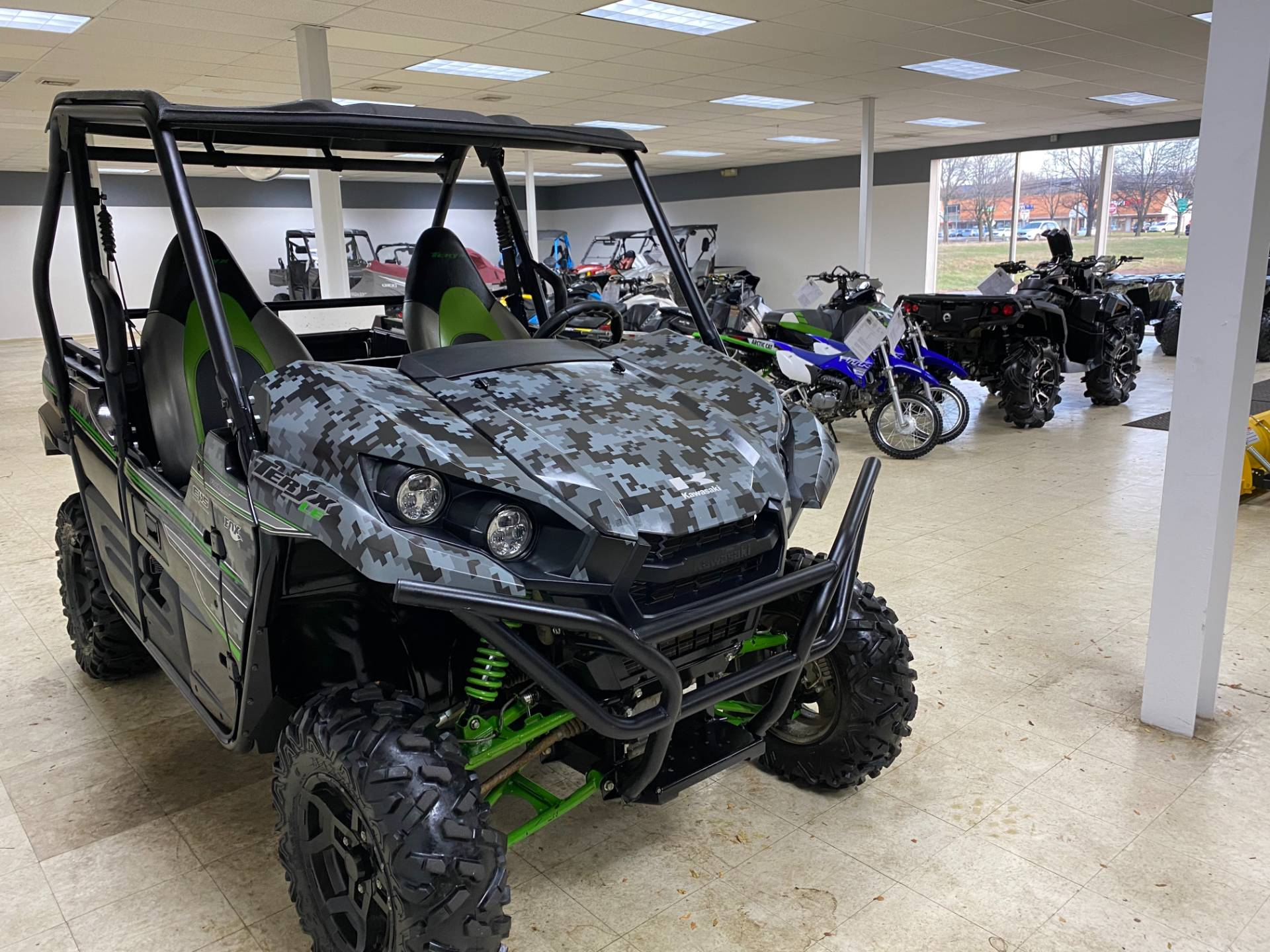 2018 Kawasaki Teryx LE Camo in Herkimer, New York - Photo 6
