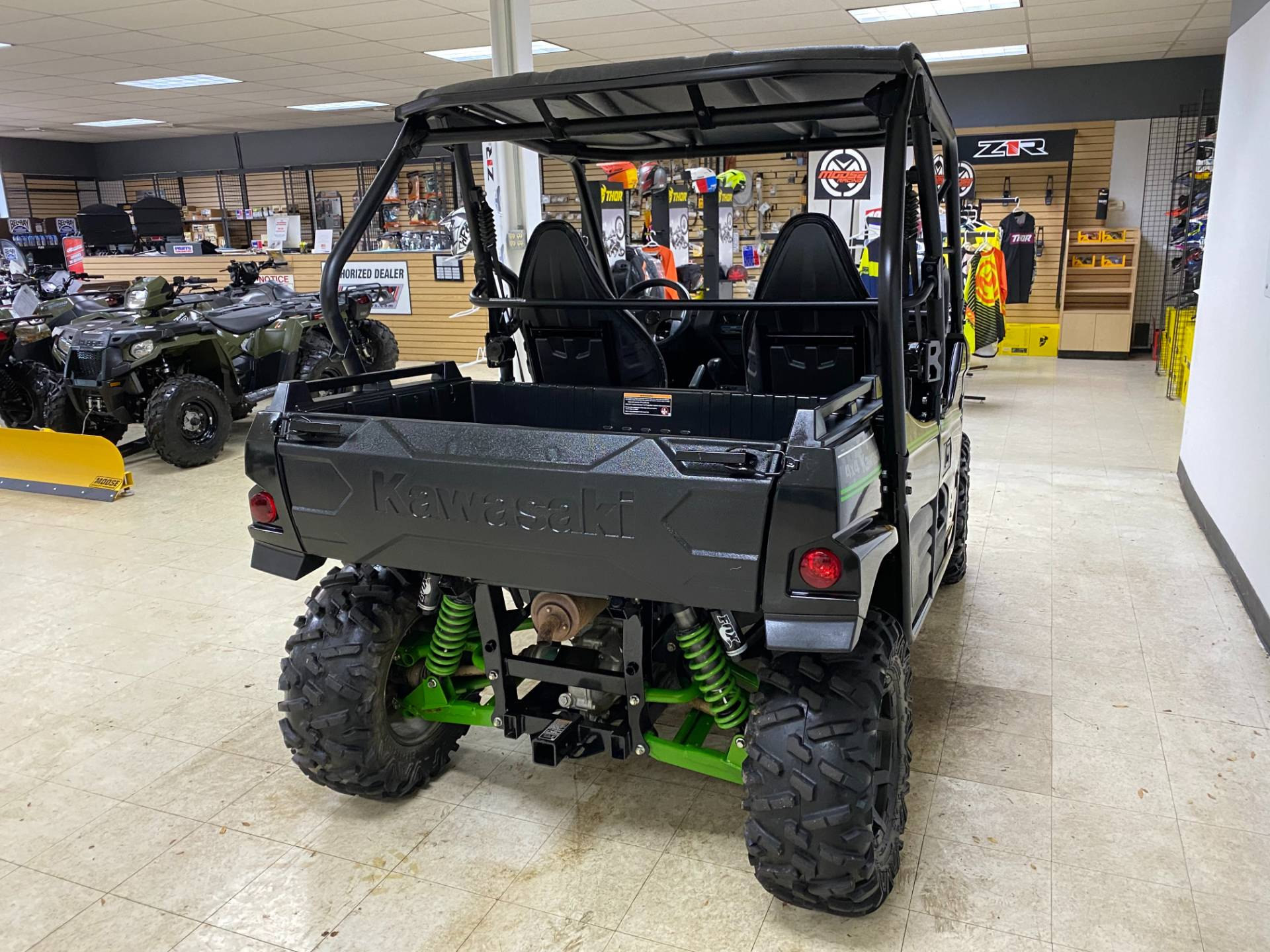 2018 Kawasaki Teryx LE Camo in Herkimer, New York - Photo 10