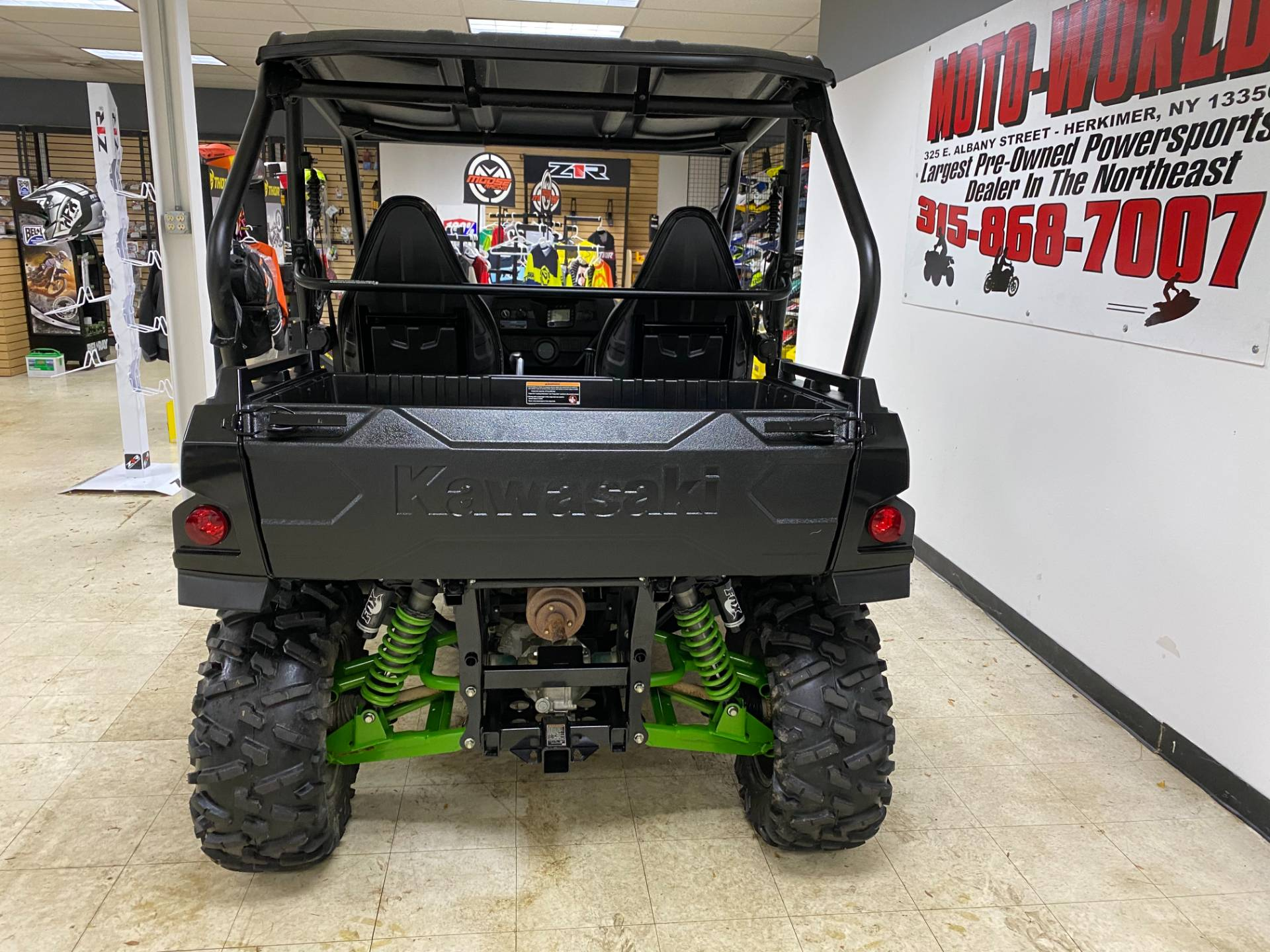 2018 Kawasaki Teryx LE Camo in Herkimer, New York - Photo 11