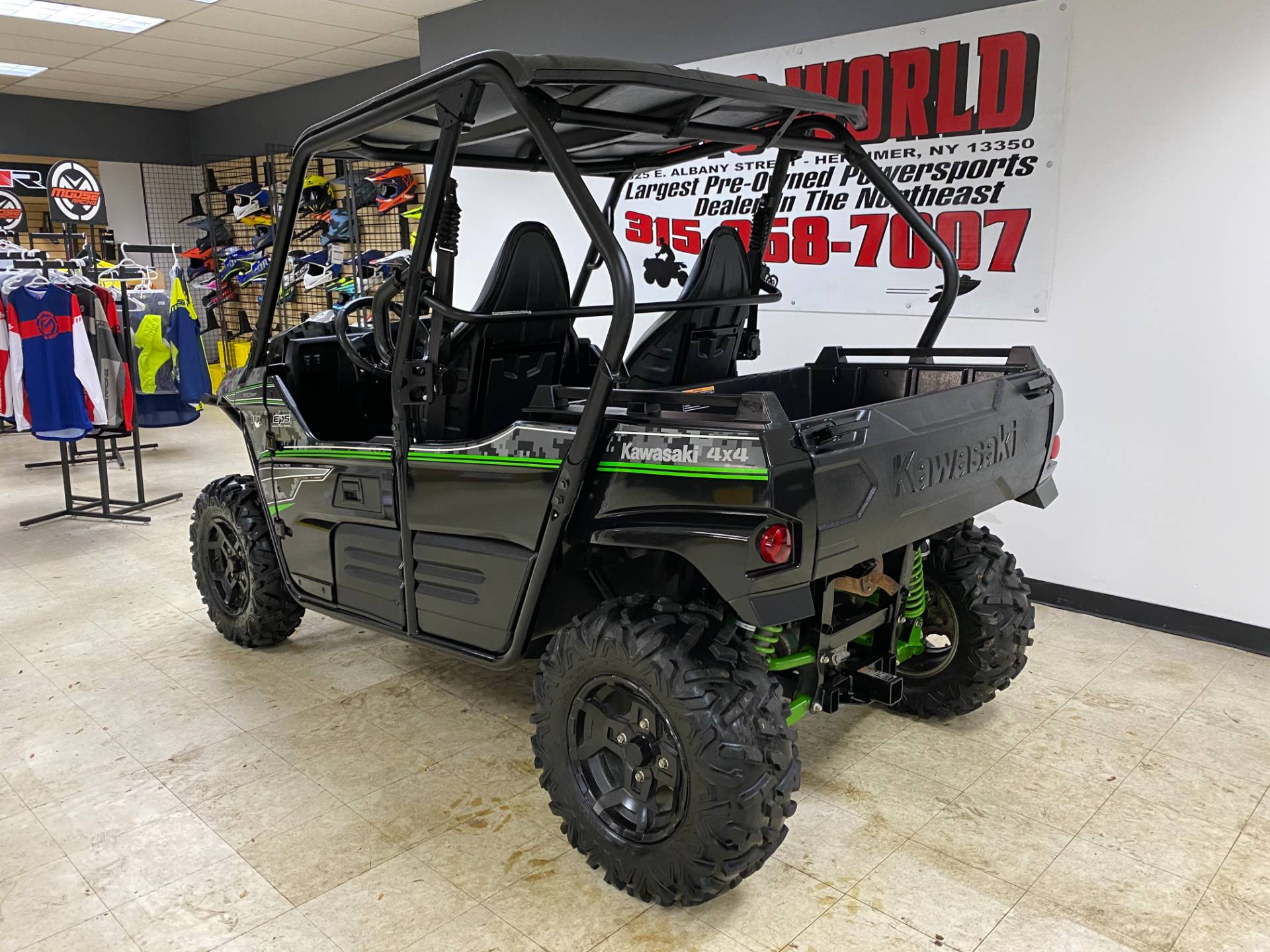 2018 Kawasaki Teryx LE Camo in Herkimer, New York - Photo 12