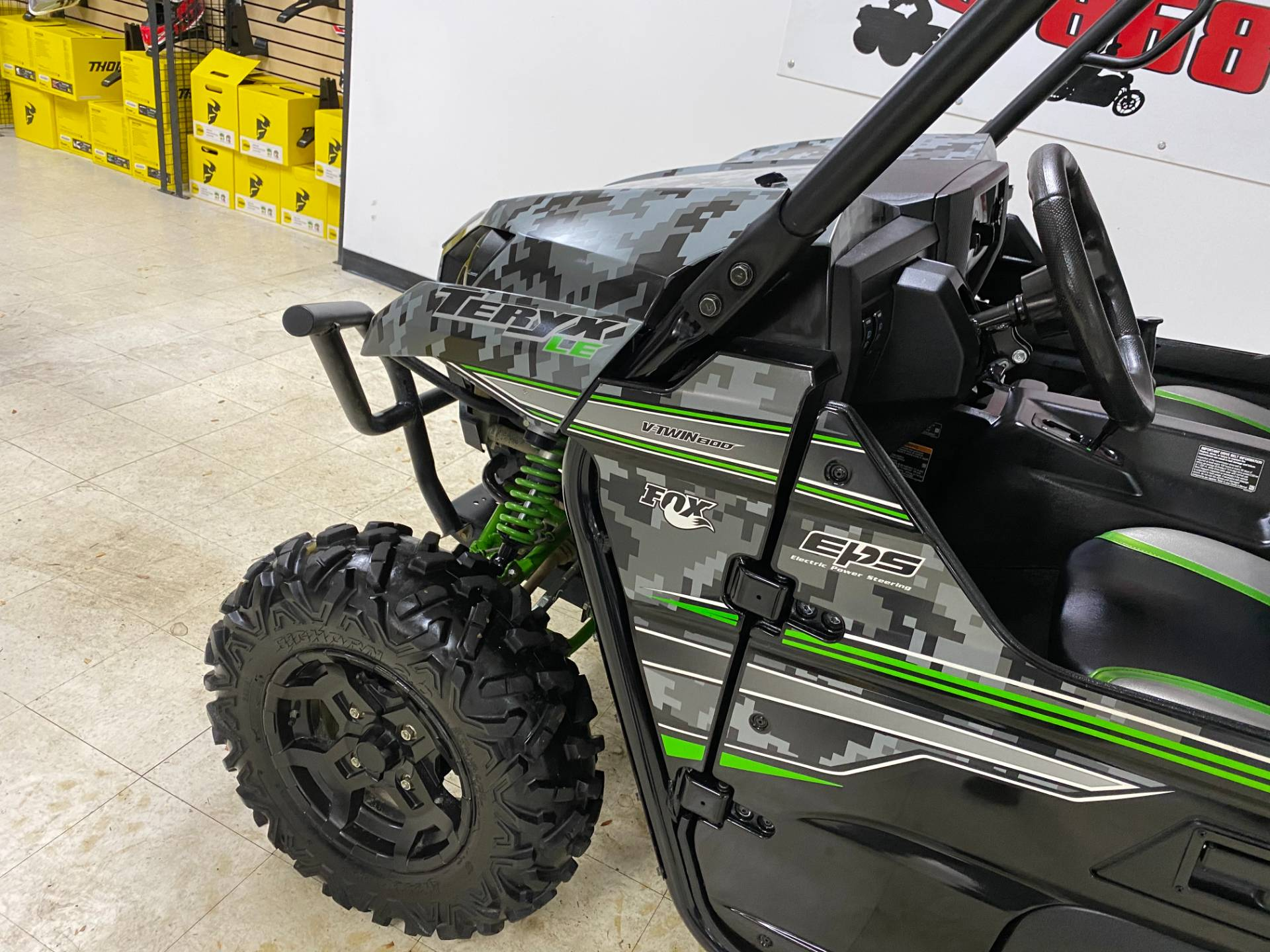 2018 Kawasaki Teryx LE Camo in Herkimer, New York - Photo 19