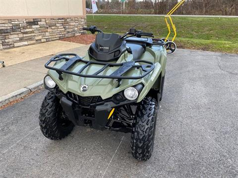 2017 Can-Am Outlander 570 in Herkimer, New York - Photo 9