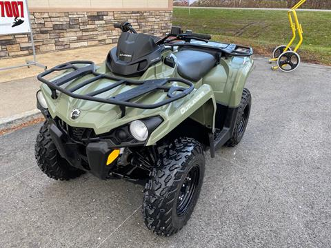 2017 Can-Am Outlander 570 in Herkimer, New York - Photo 10