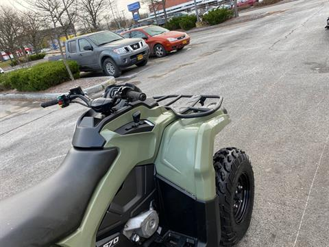 2017 Can-Am Outlander 570 in Herkimer, New York - Photo 14