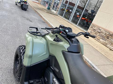 2017 Can-Am Outlander 570 in Herkimer, New York - Photo 18