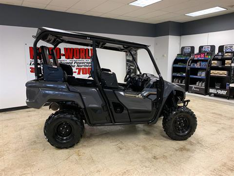 2018 Yamaha Wolverine X4 in Herkimer, New York