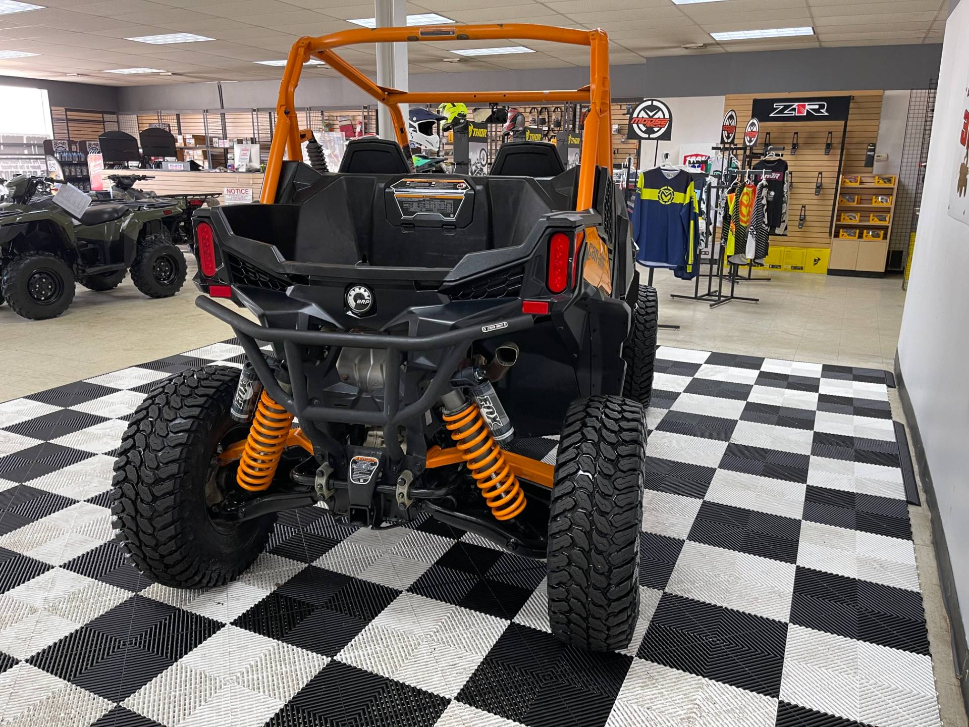 2020 Can-Am Maverick Sport X RC 1000R in Herkimer, New York - Photo 15