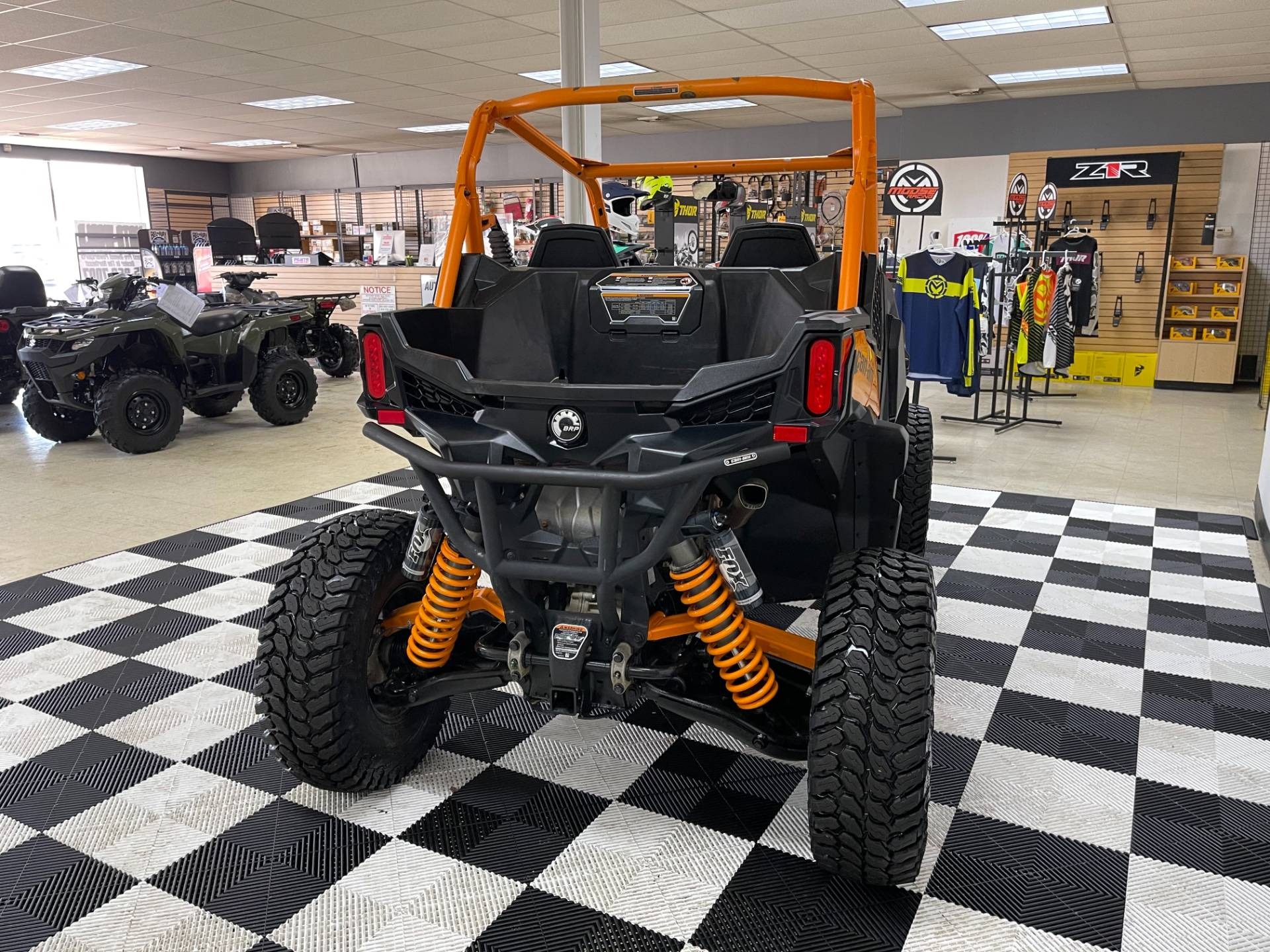 2020 Can-Am Maverick Sport X RC 1000R in Herkimer, New York - Photo 16