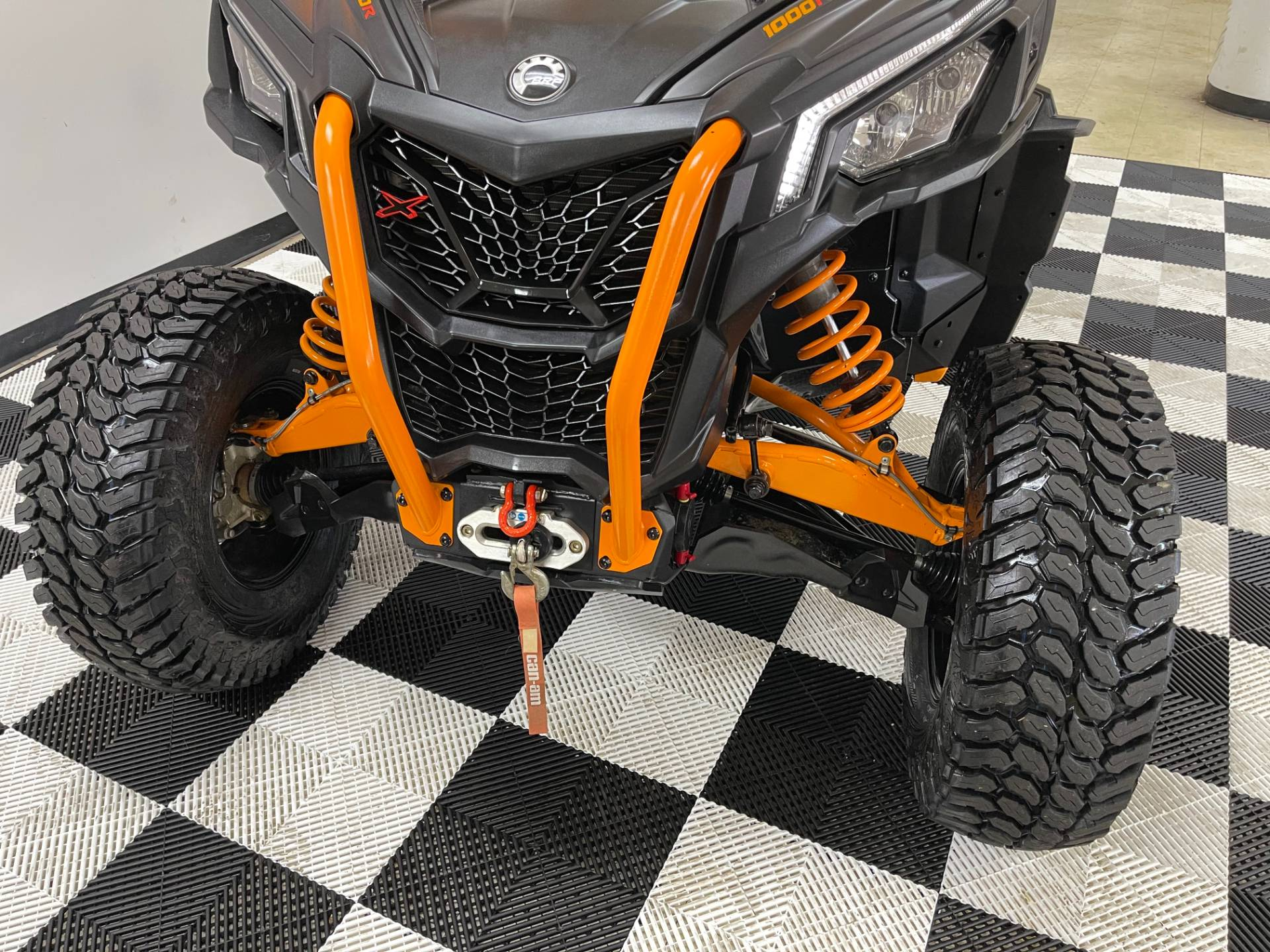 2020 Can-Am Maverick Sport X RC 1000R in Herkimer, New York - Photo 24