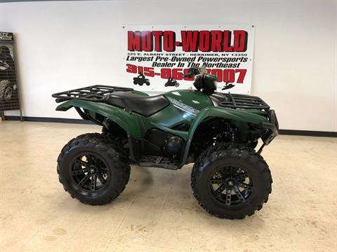 2016 Yamaha Grizzly in Herkimer, New York