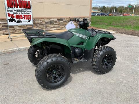 2016 Yamaha Grizzly in Herkimer, New York - Photo 3