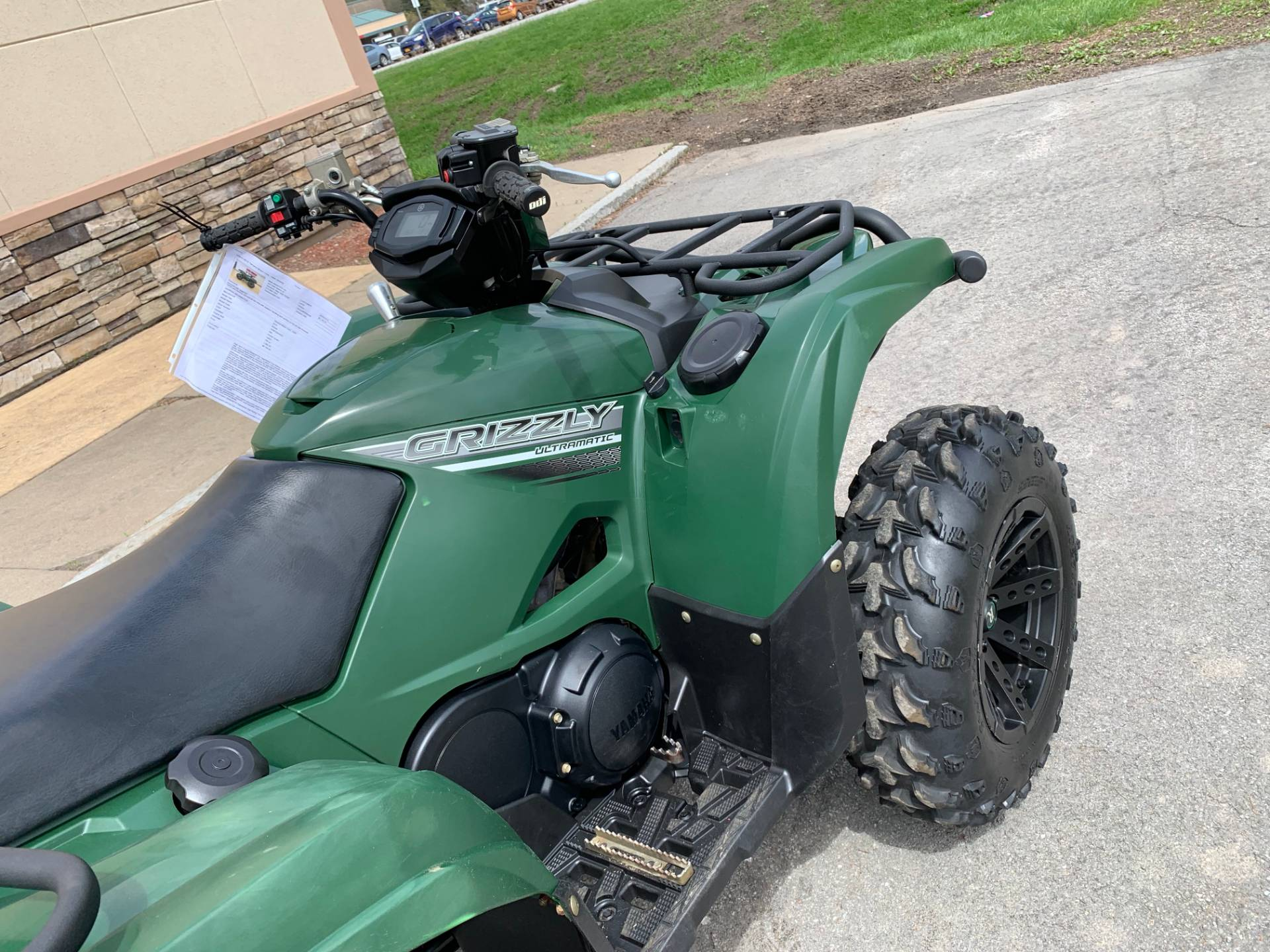 2016 Yamaha Grizzly in Herkimer, New York - Photo 12