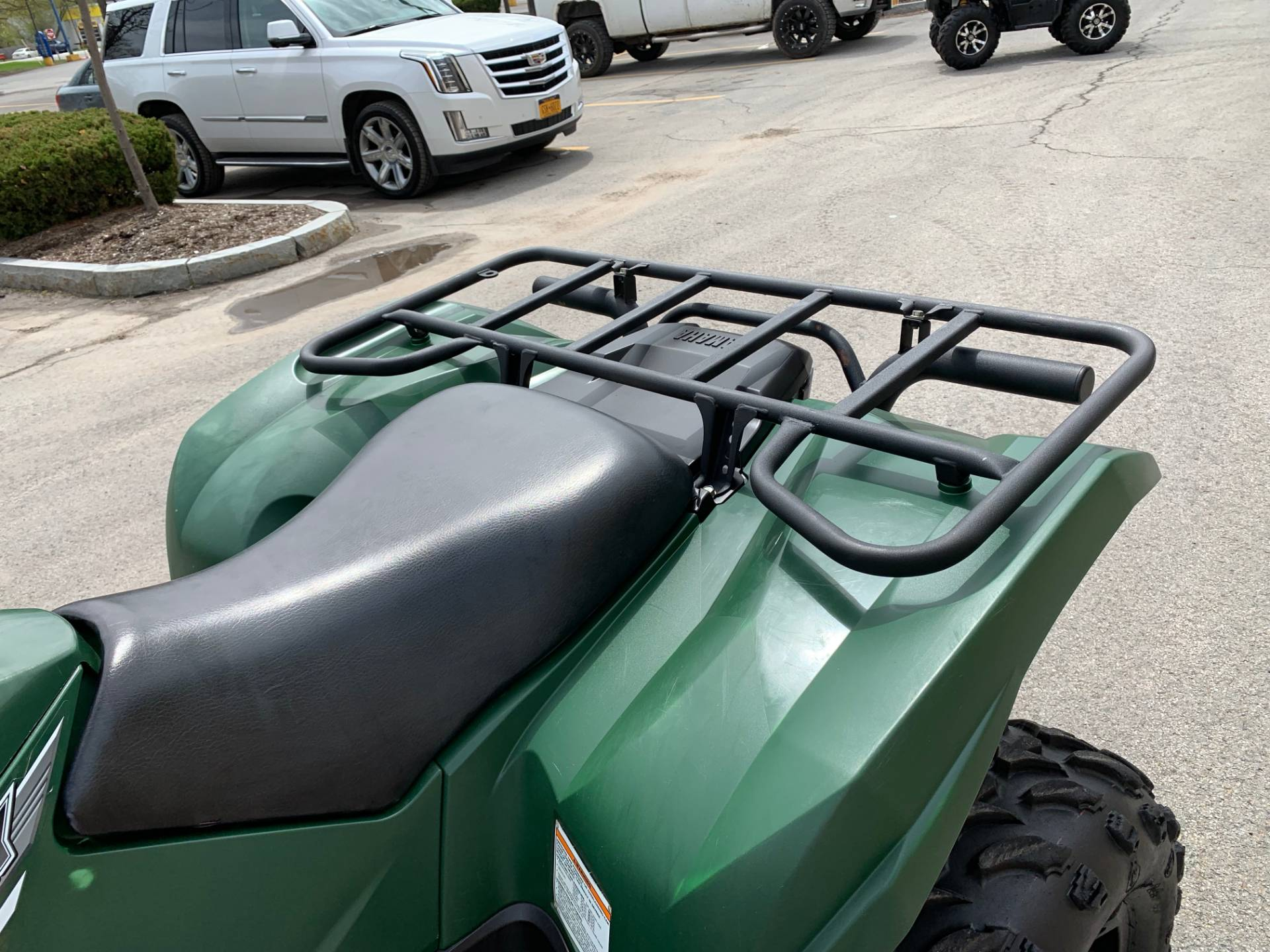 2016 Yamaha Grizzly in Herkimer, New York - Photo 15