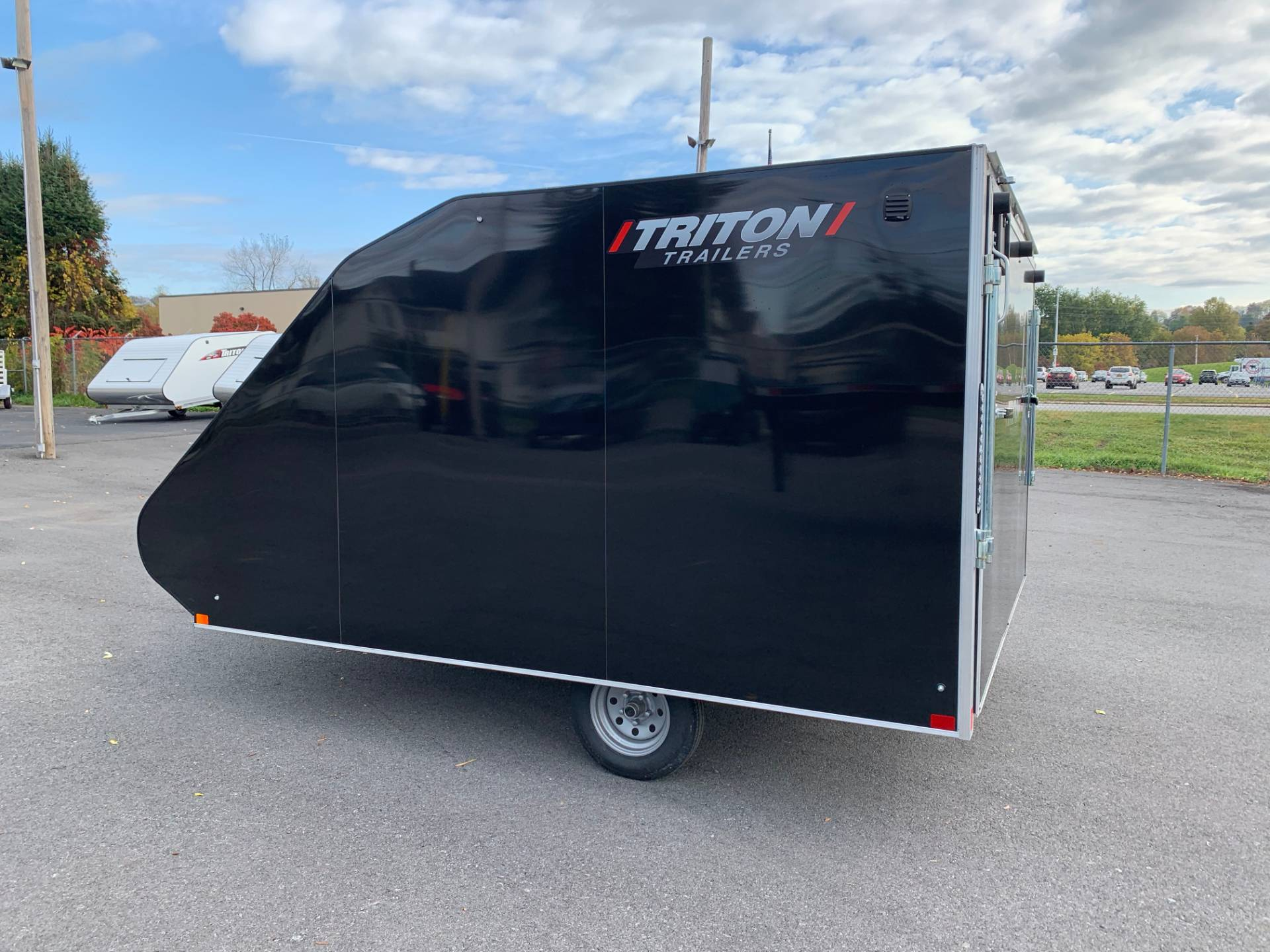 2020 Triton Trailers TC118-LR in Herkimer, New York - Photo 1