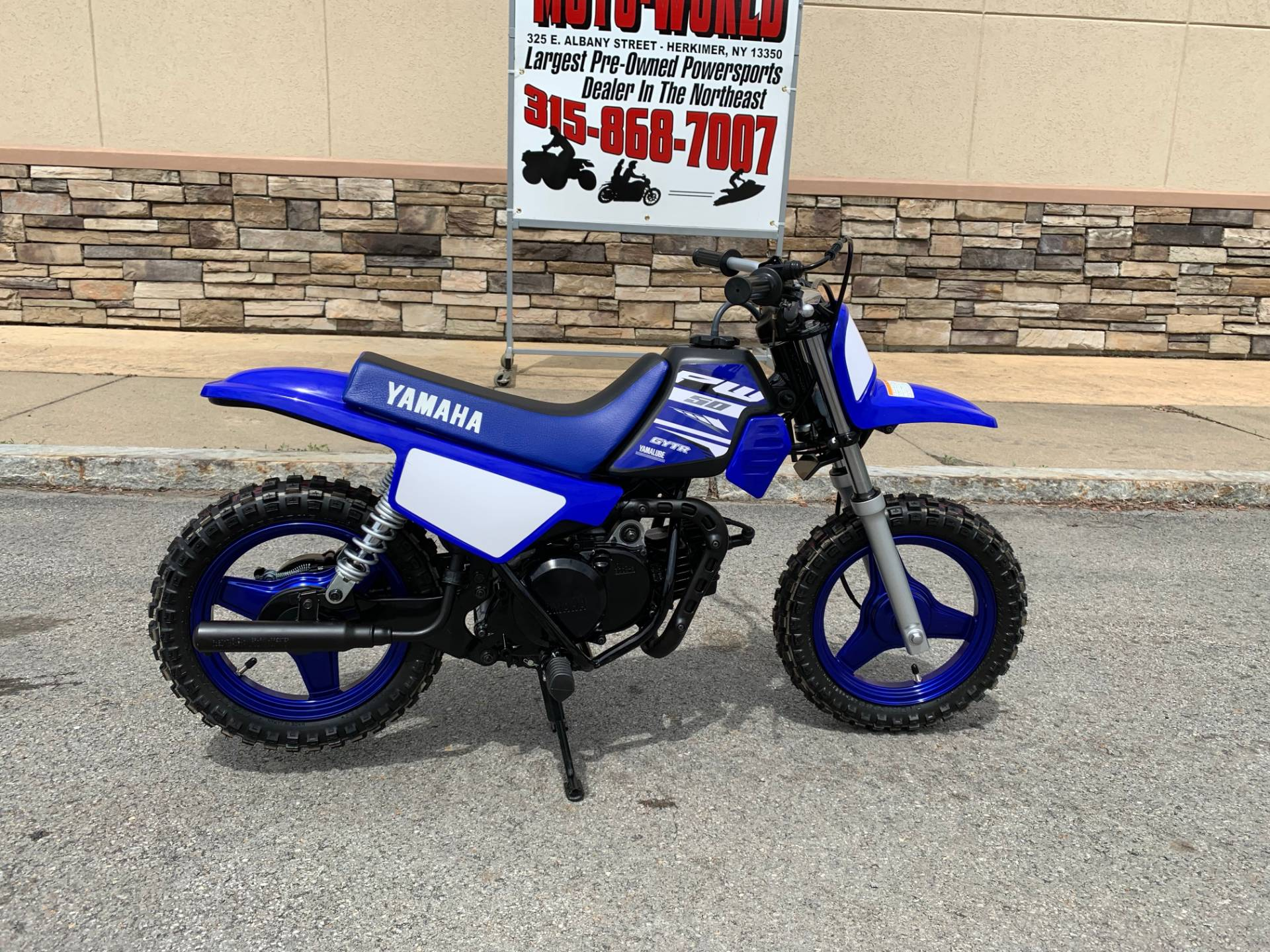 2018 Yamaha PW50 in Herkimer, New York - Photo 1