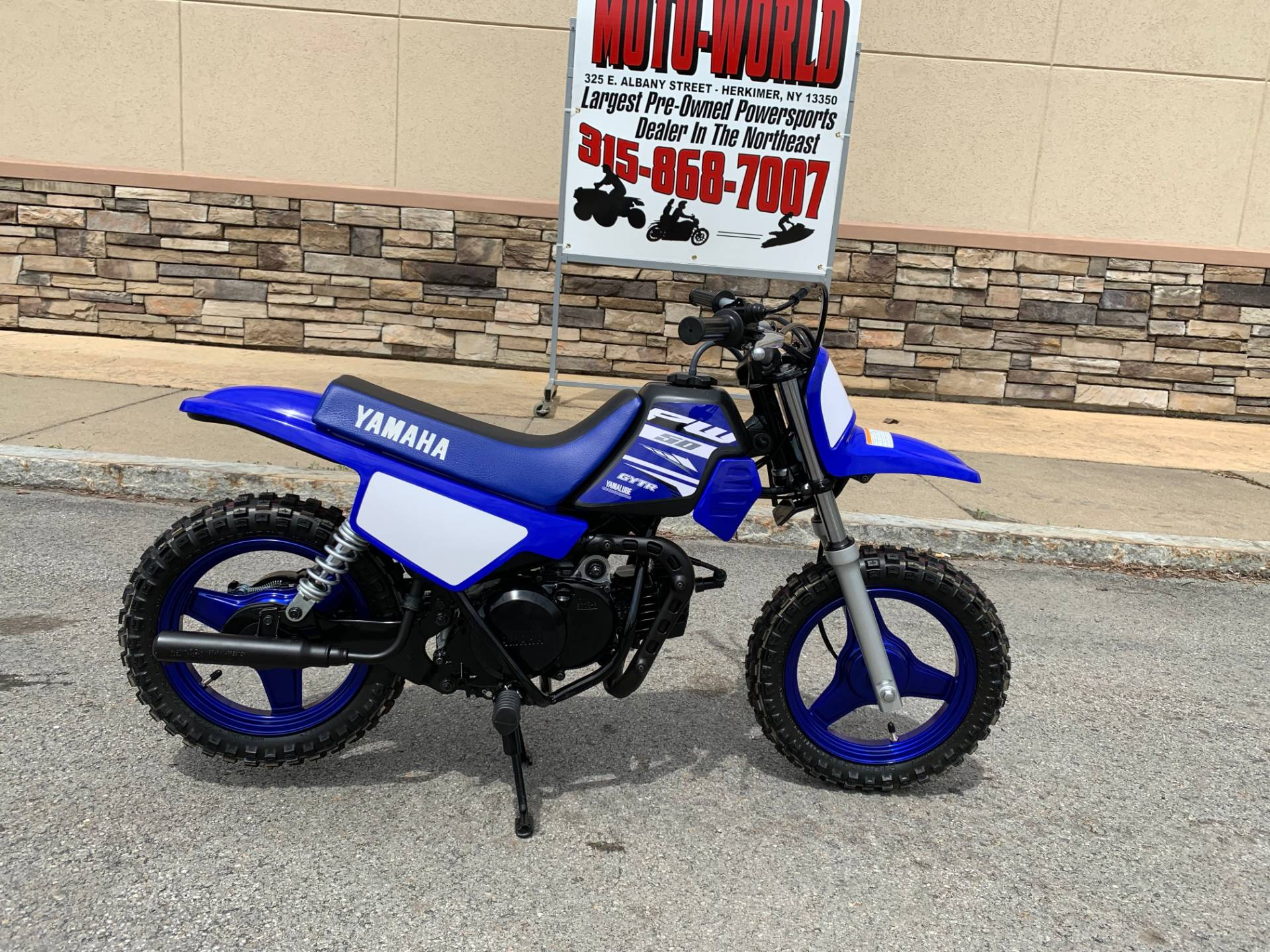 2018 Yamaha PW50 in Herkimer, New York - Photo 2