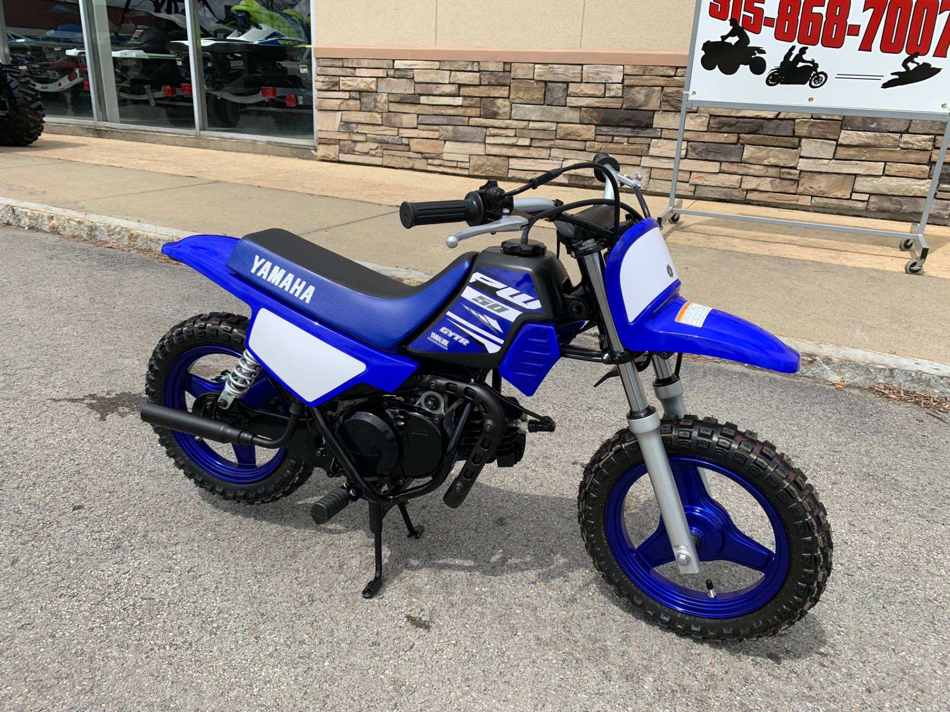 2018 Yamaha PW50 in Herkimer, New York - Photo 3