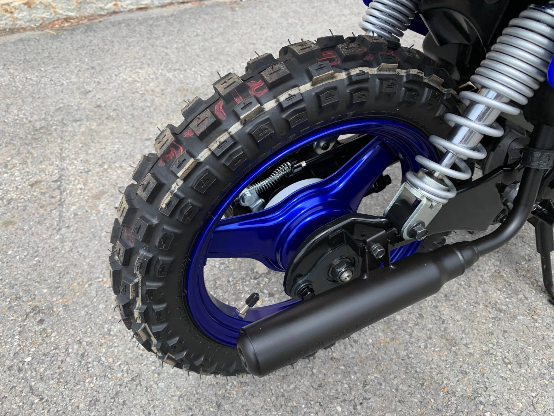2018 Yamaha PW50 in Herkimer, New York - Photo 8