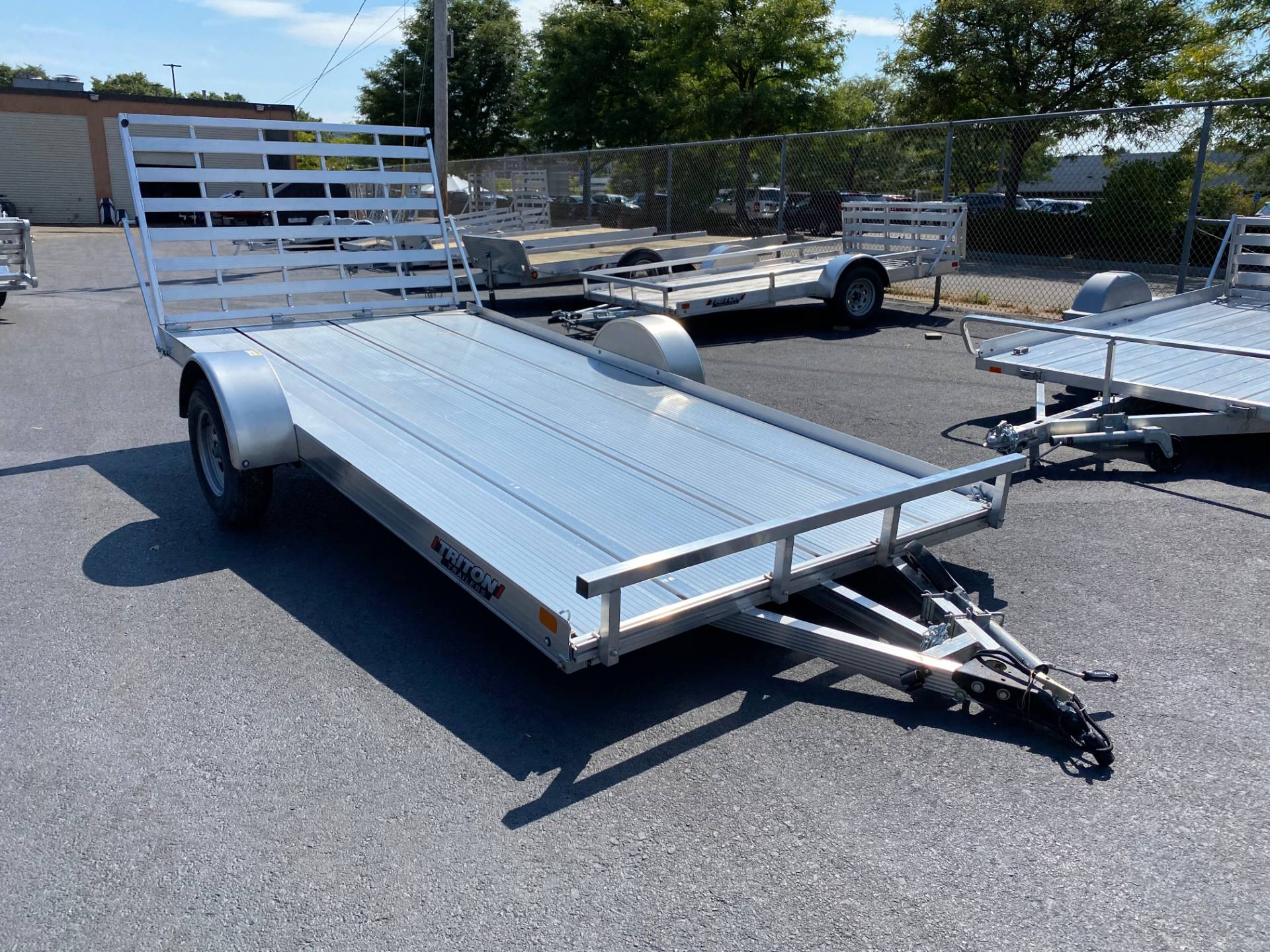 2020 Triton Trailers FIT 1481 in Herkimer, New York - Photo 2