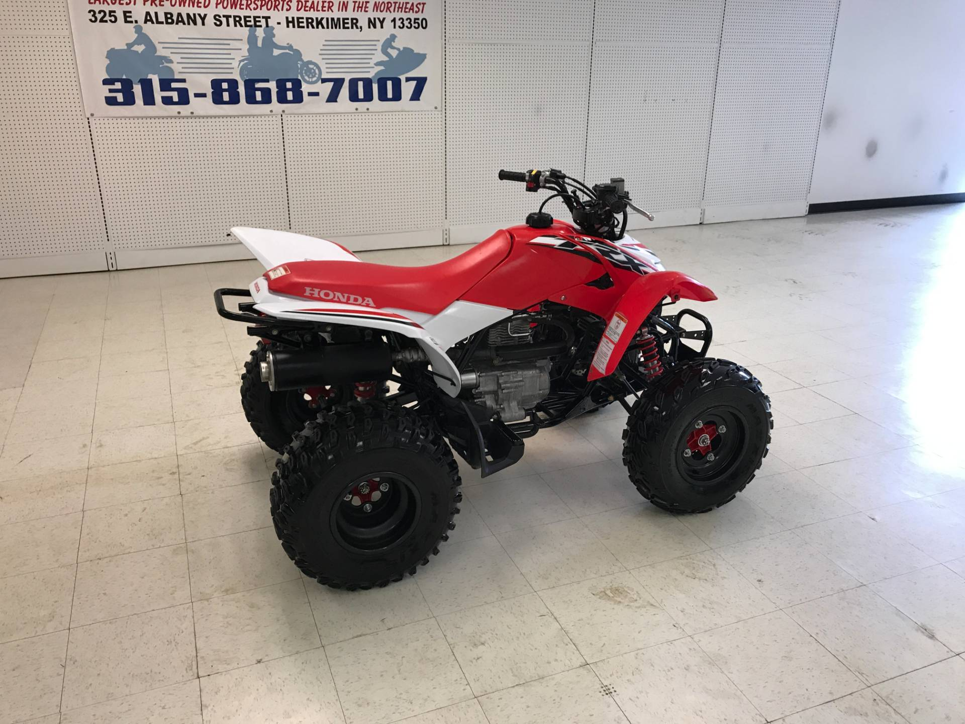 2016 Honda TRX250X SE in Herkimer, New York