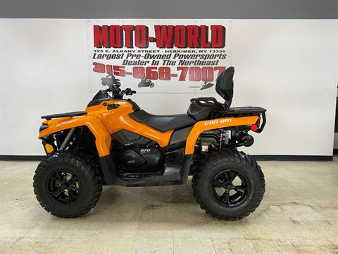 2019 Can-Am Outlander MAX DPS 570 in Herkimer, New York