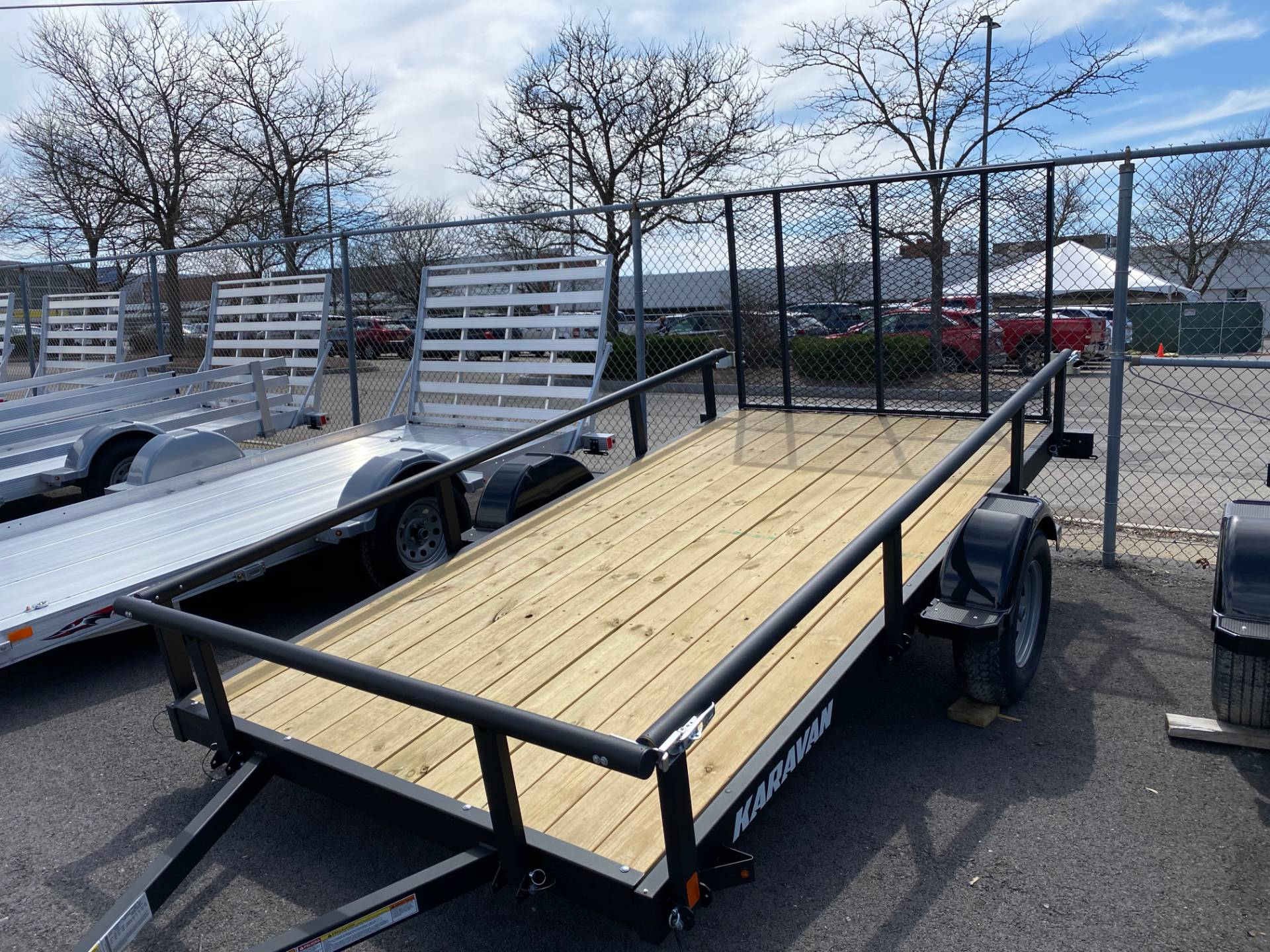 2020 Karavan Trailers 6 x 12 ft. Steel in Herkimer, New York - Photo 1