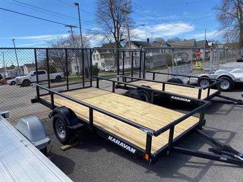 2020 Karavan Trailers 6 x 12 ft. Steel in Herkimer, New York - Photo 2