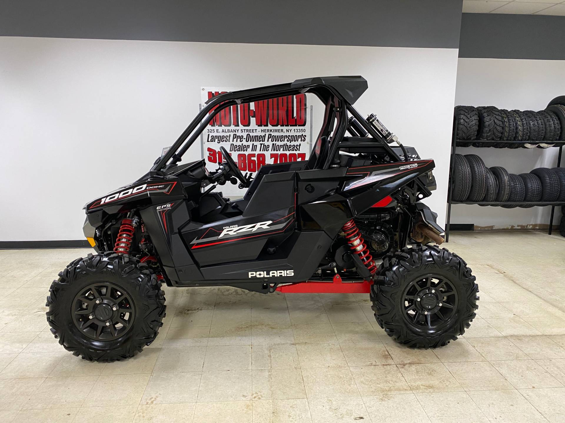 2019 Polaris RZR RS1 in Herkimer, New York - Photo 1