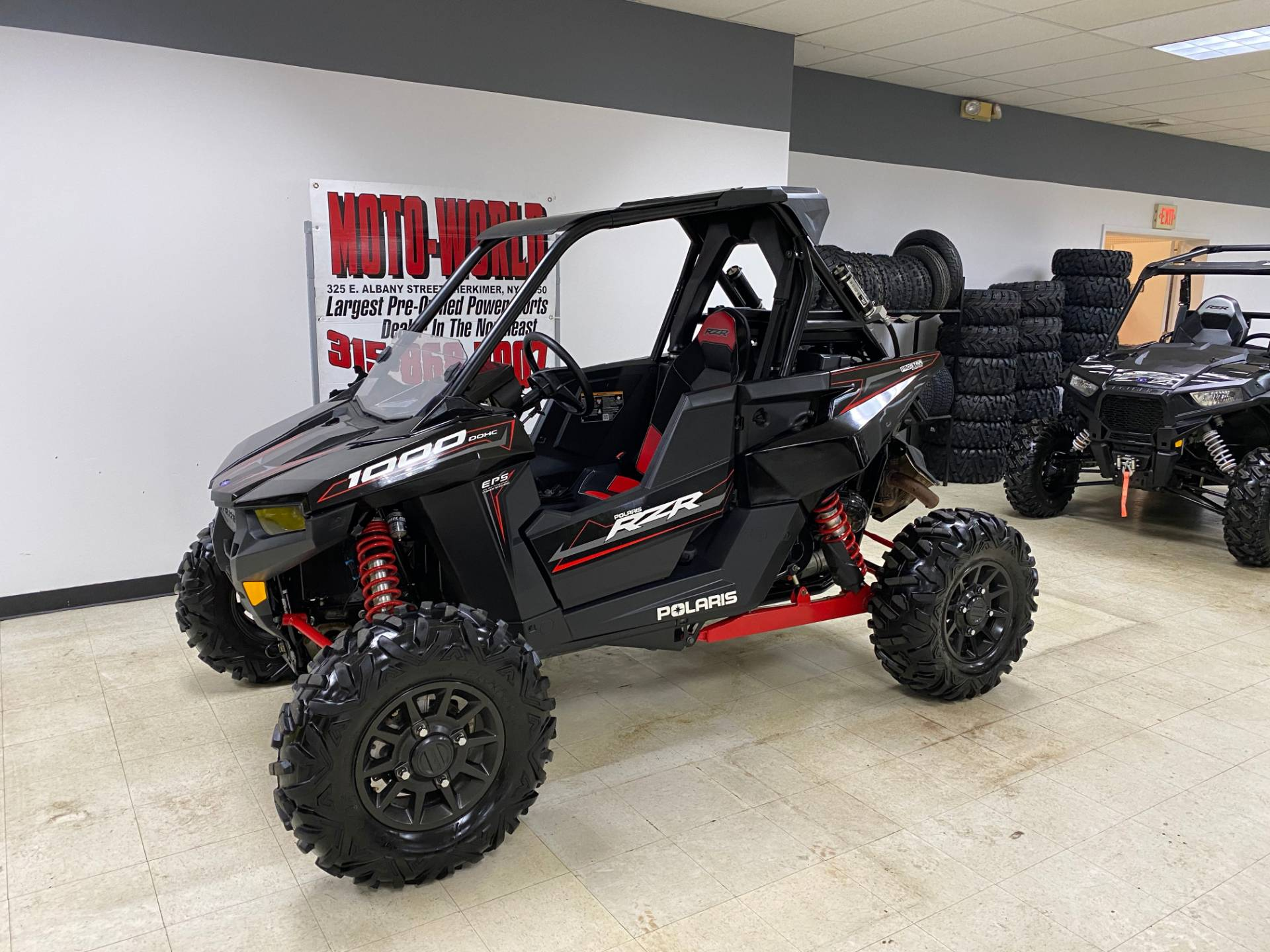 2019 Polaris RZR RS1 in Herkimer, New York - Photo 3