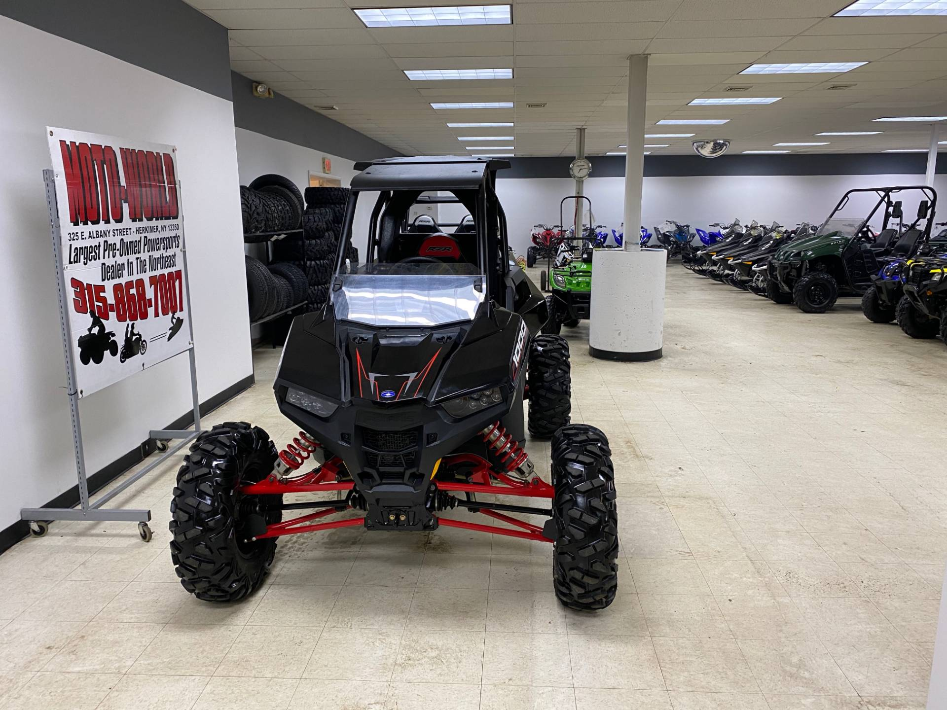 2019 Polaris RZR RS1 in Herkimer, New York - Photo 5
