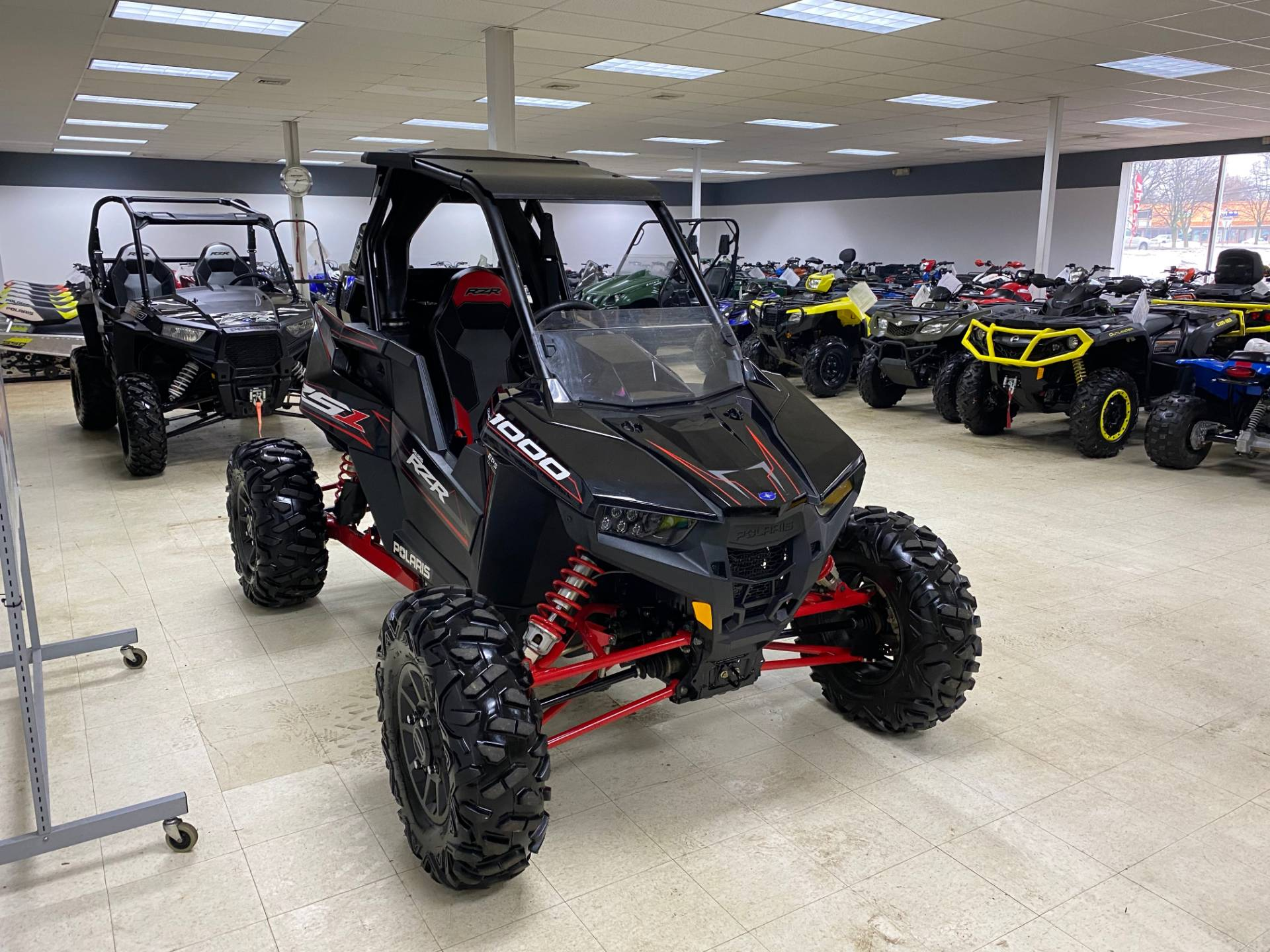 2019 Polaris RZR RS1 in Herkimer, New York - Photo 6