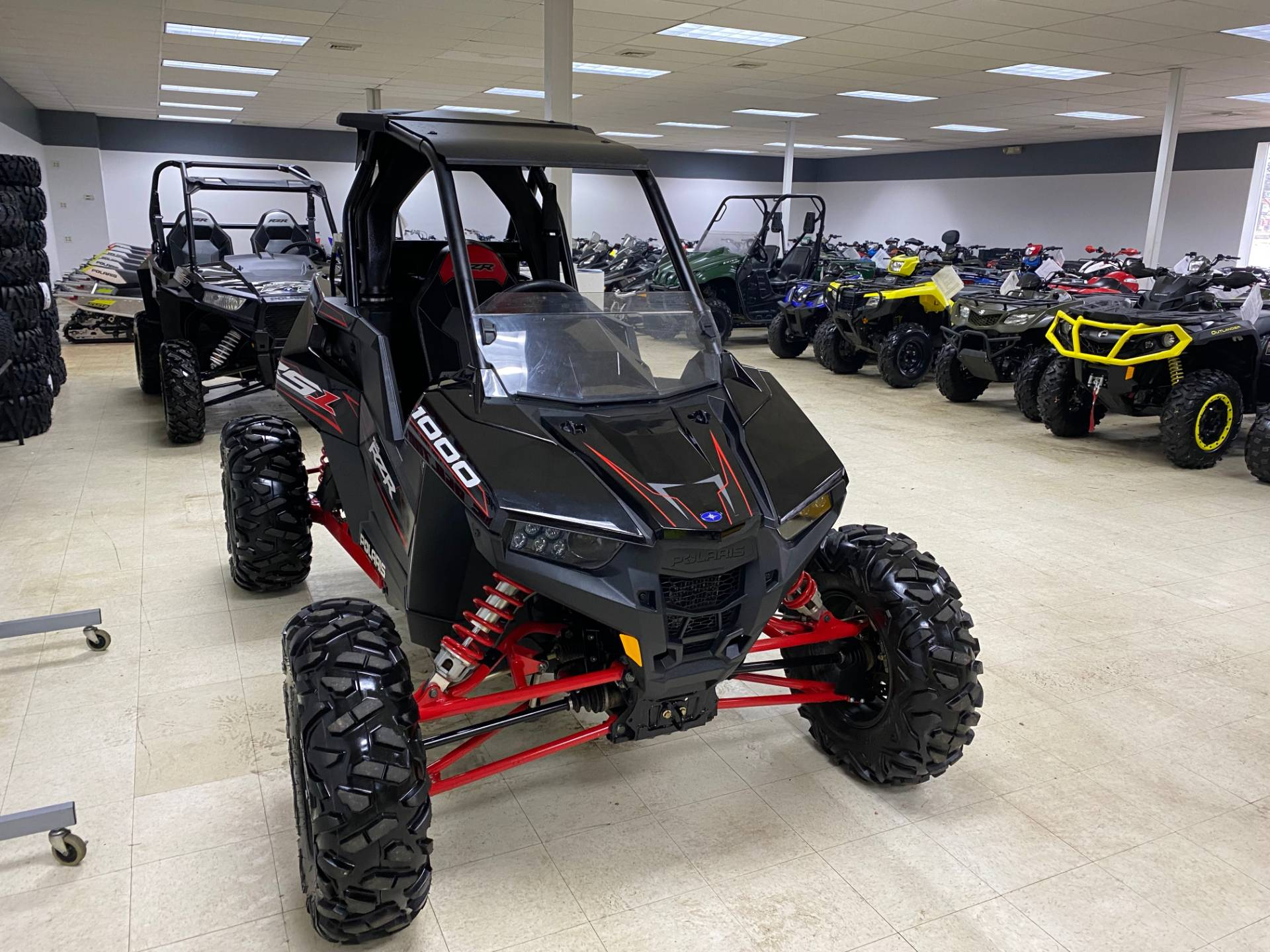 2019 Polaris RZR RS1 in Herkimer, New York - Photo 8