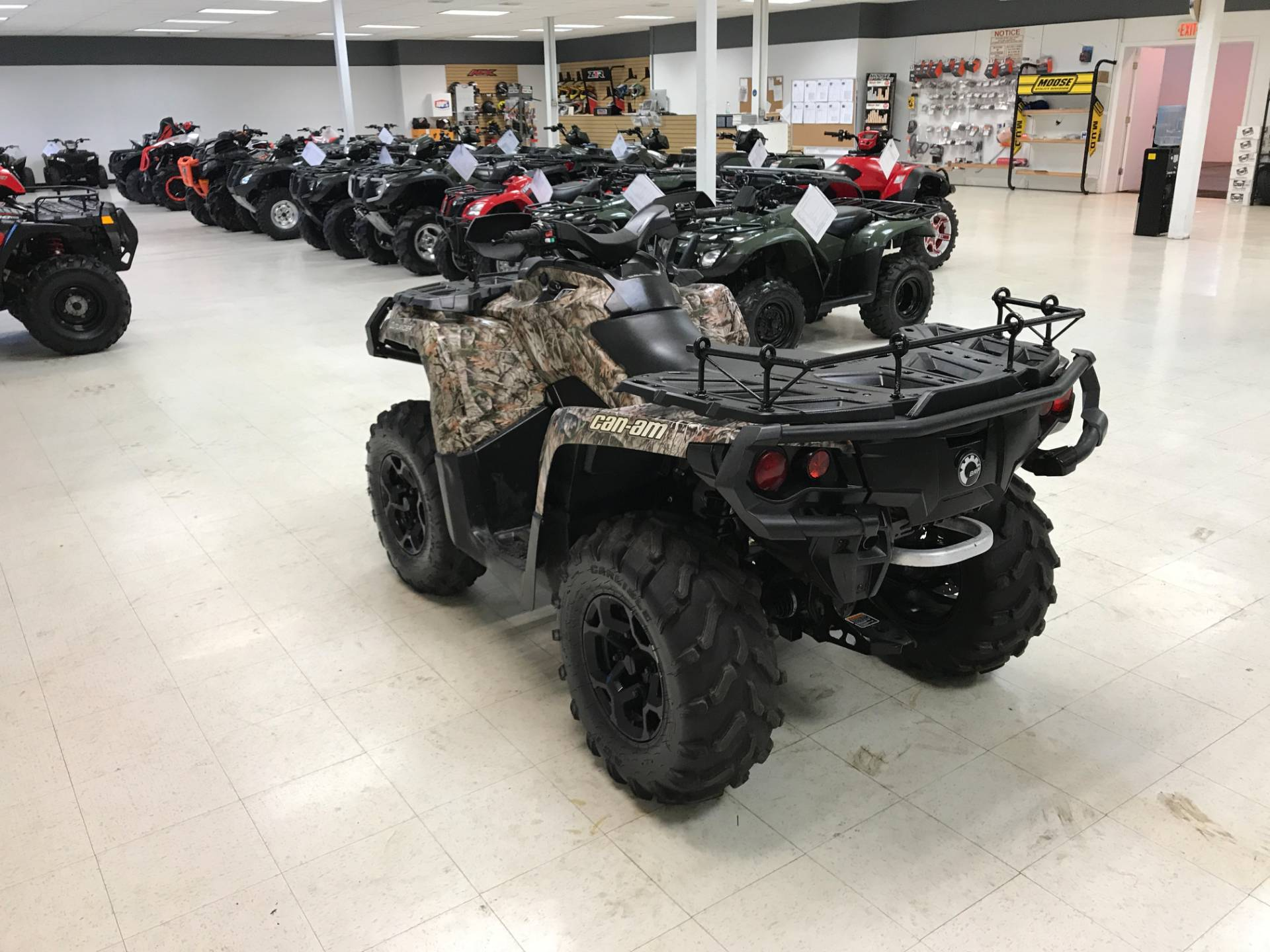 2013 Can-Am Outlander™ XT™ 500 in Herkimer, New York