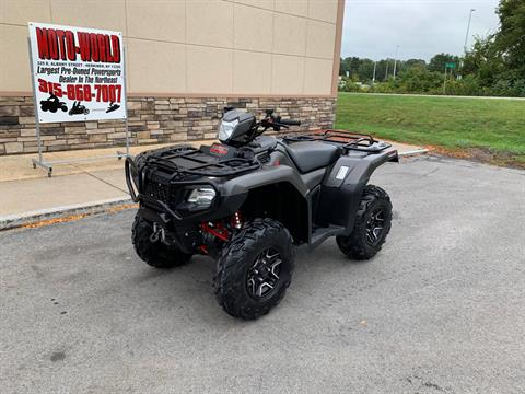 2018 Honda FourTrax Foreman Rubicon 4x4 Automatic DCT EPS Deluxe in Herkimer, New York - Photo 2