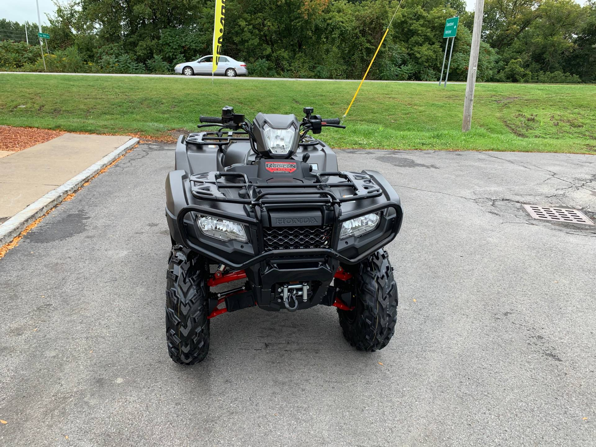 2018 Honda FourTrax Foreman Rubicon 4x4 Automatic DCT EPS Deluxe in Herkimer, New York - Photo 6
