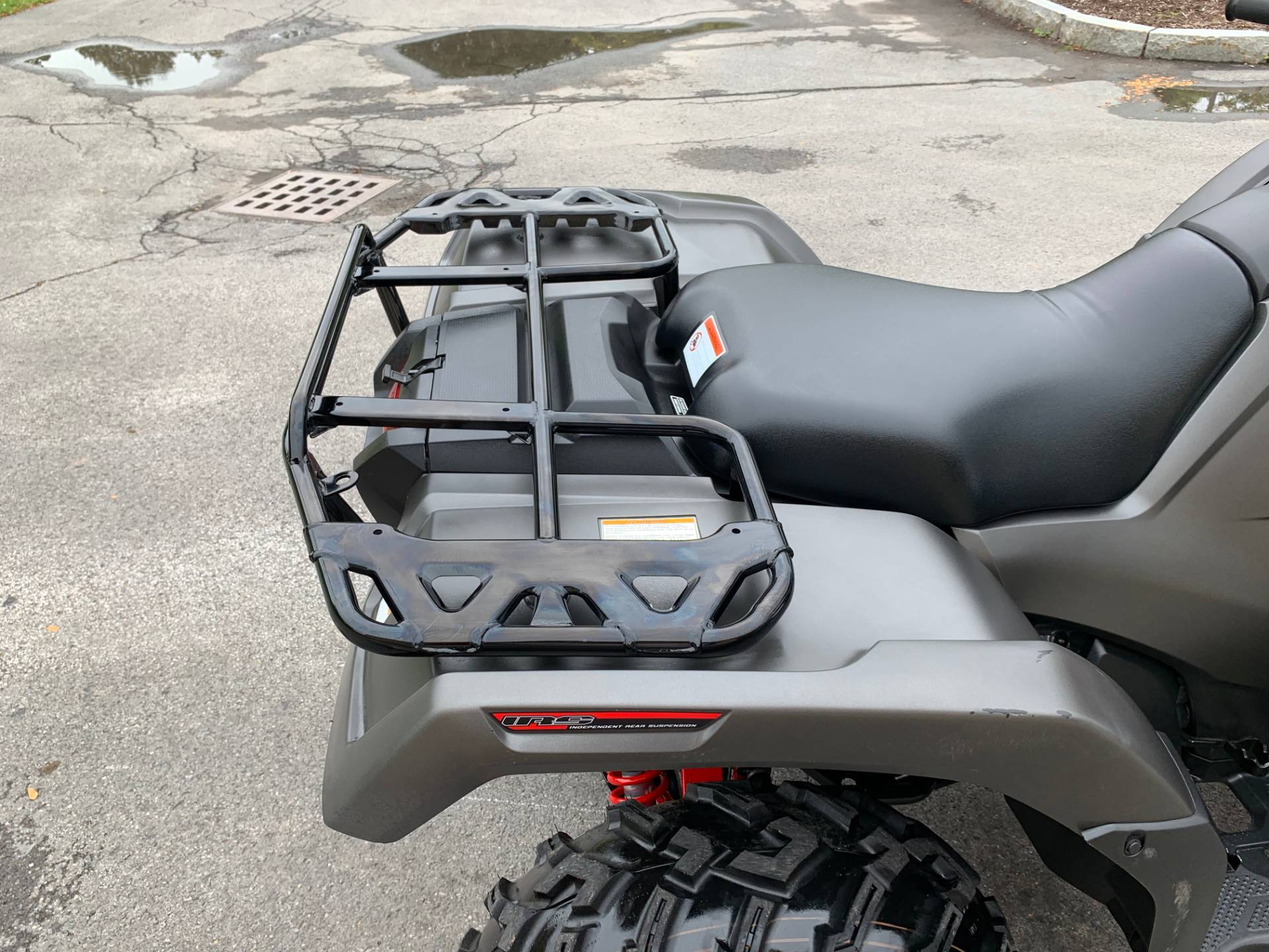 2018 Honda FourTrax Foreman Rubicon 4x4 Automatic DCT EPS Deluxe in Herkimer, New York - Photo 11