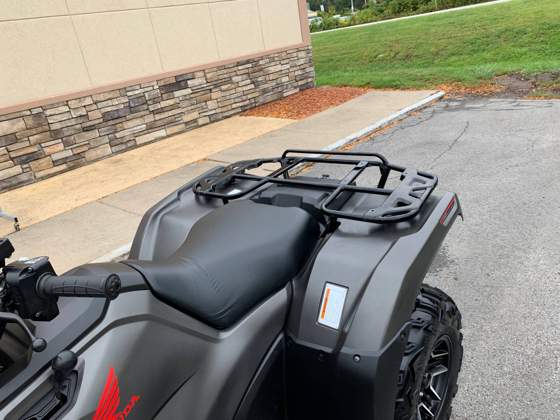 2018 Honda FourTrax Foreman Rubicon 4x4 Automatic DCT EPS Deluxe in Herkimer, New York - Photo 15
