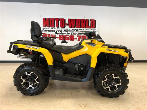 2014 Can-Am Outlander™ MAX XT™ 500 in Herkimer, New York