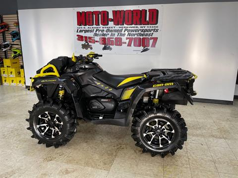 2018 Can-Am Outlander X mr 1000R in Herkimer, New York - Photo 2
